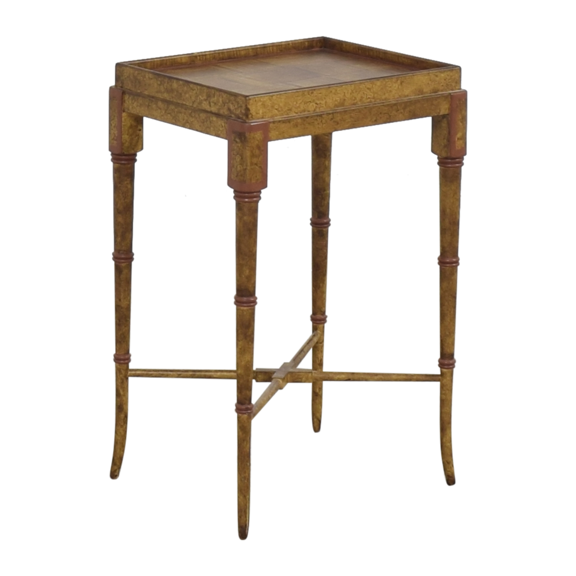 Tray-Top End Table / Tables