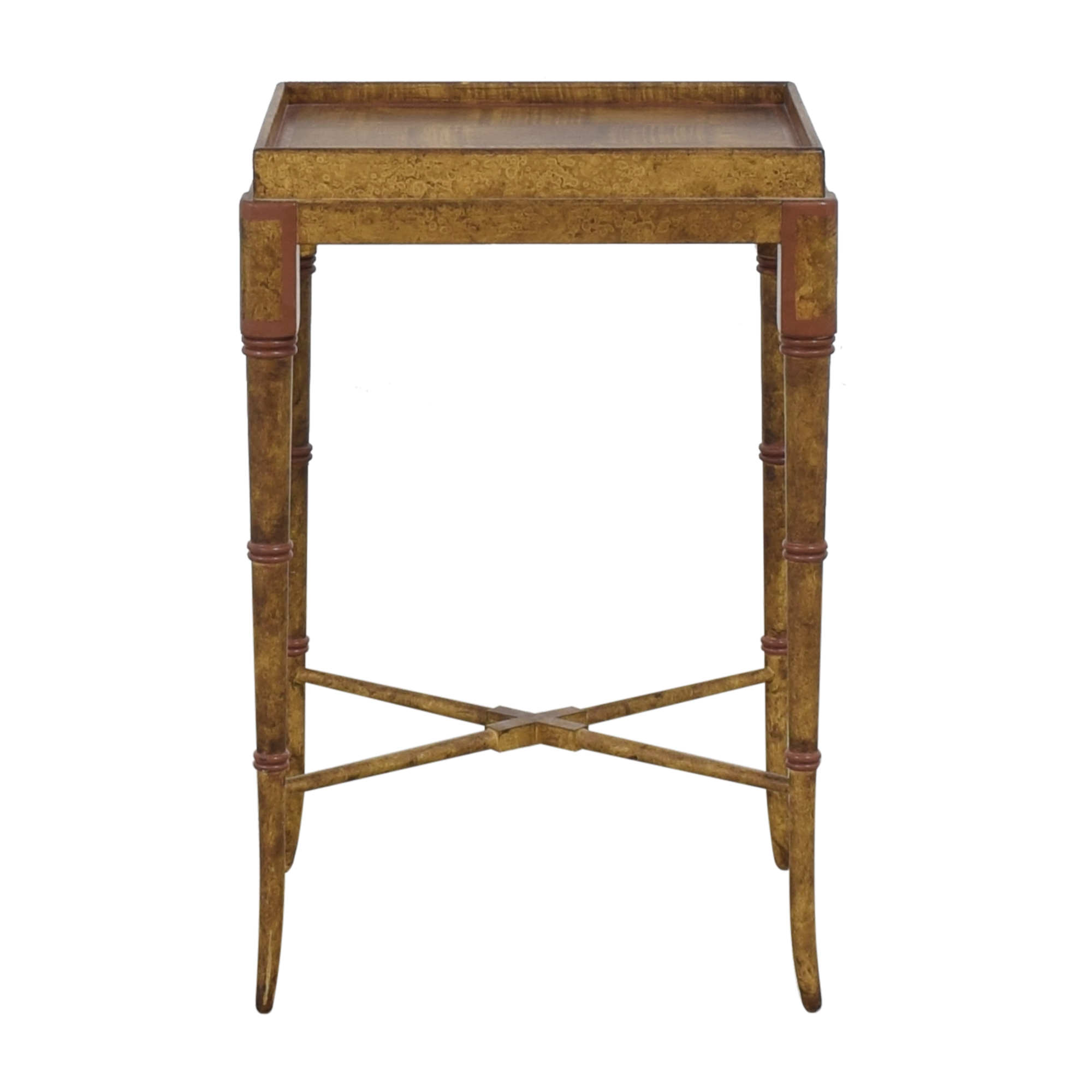 Tray-Top End Table End Tables