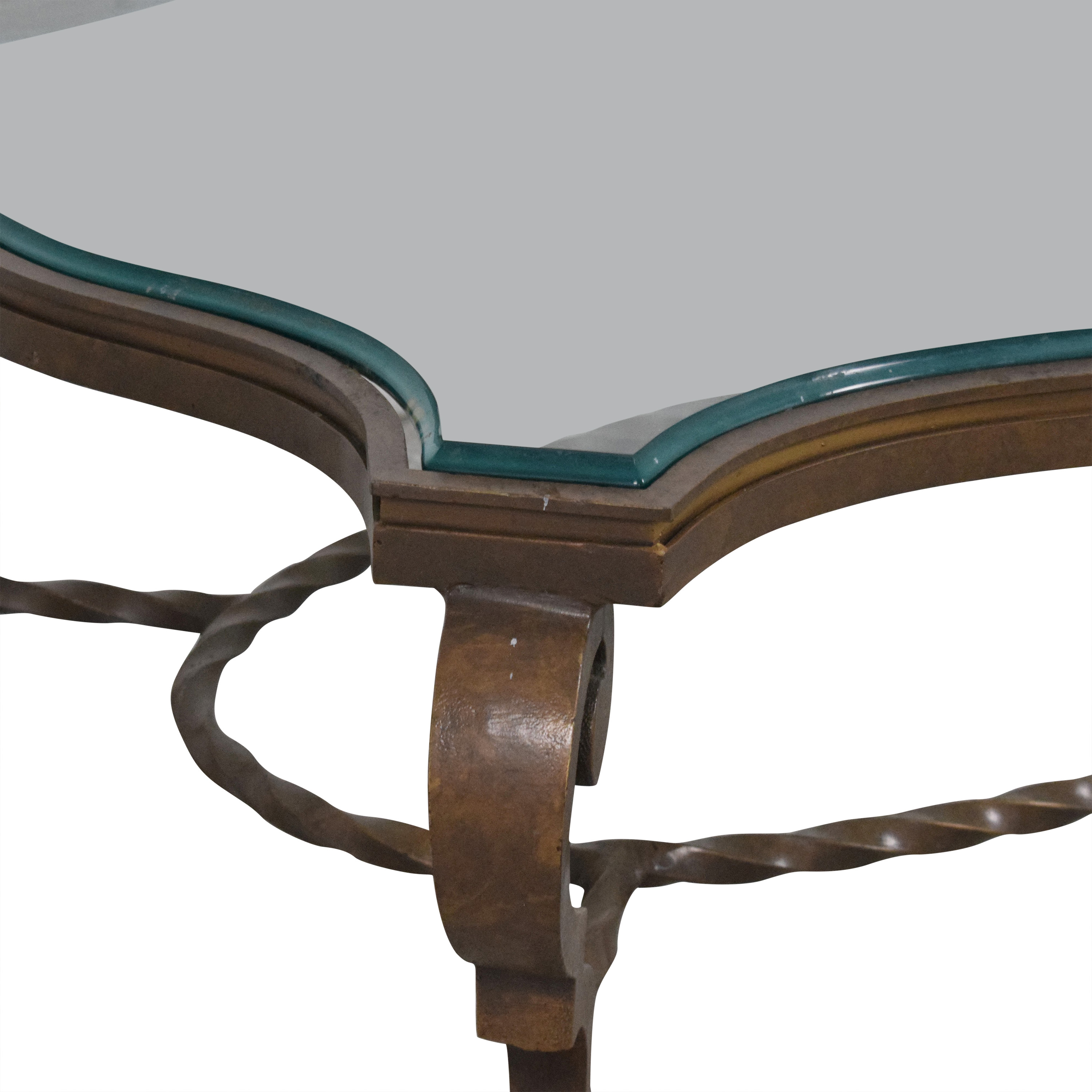 Transparent Coffee Table for sale