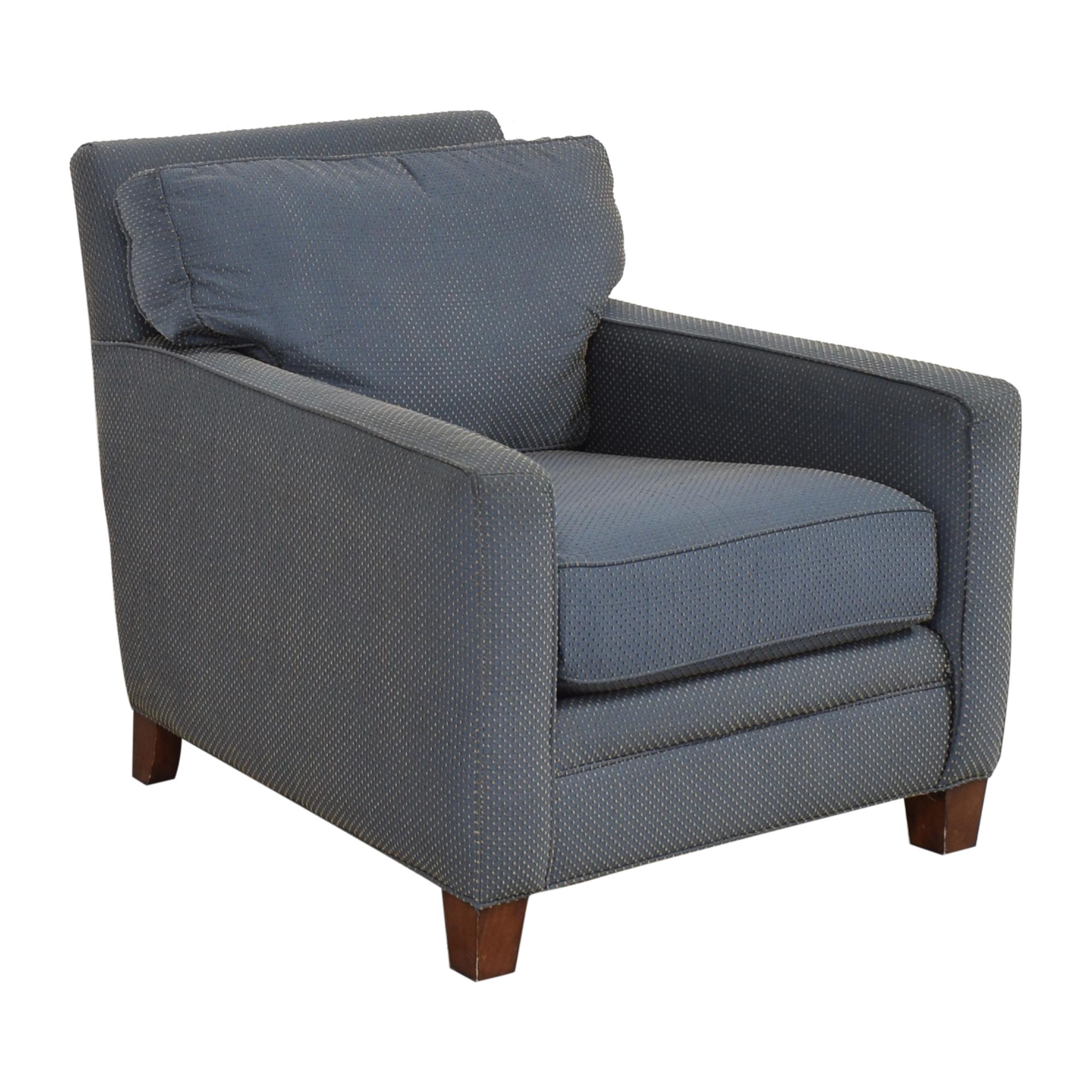 Thomasville Thomasville Accent Chair blue