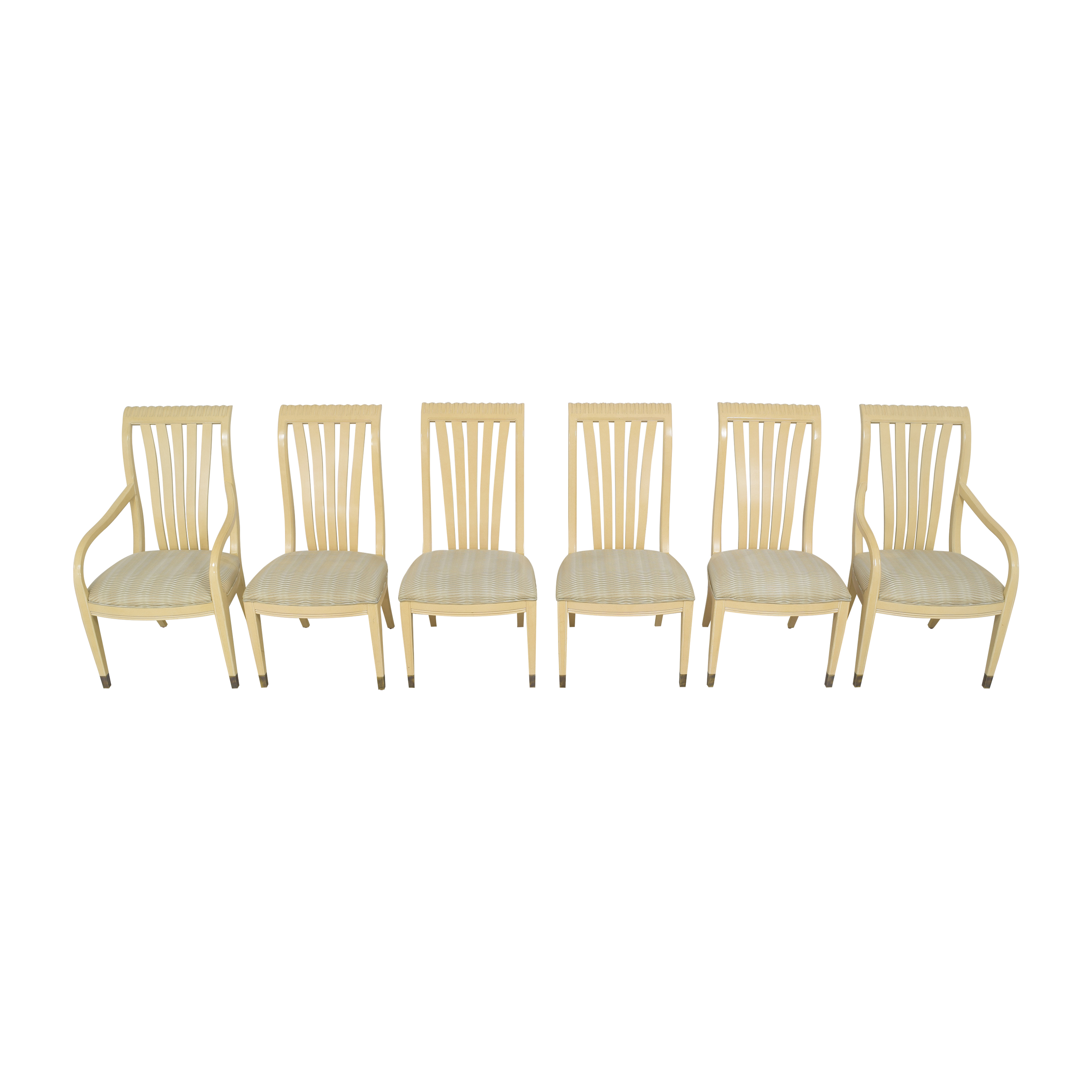 buy Century Furniture Upholstered Dining Chairs Century Furniture