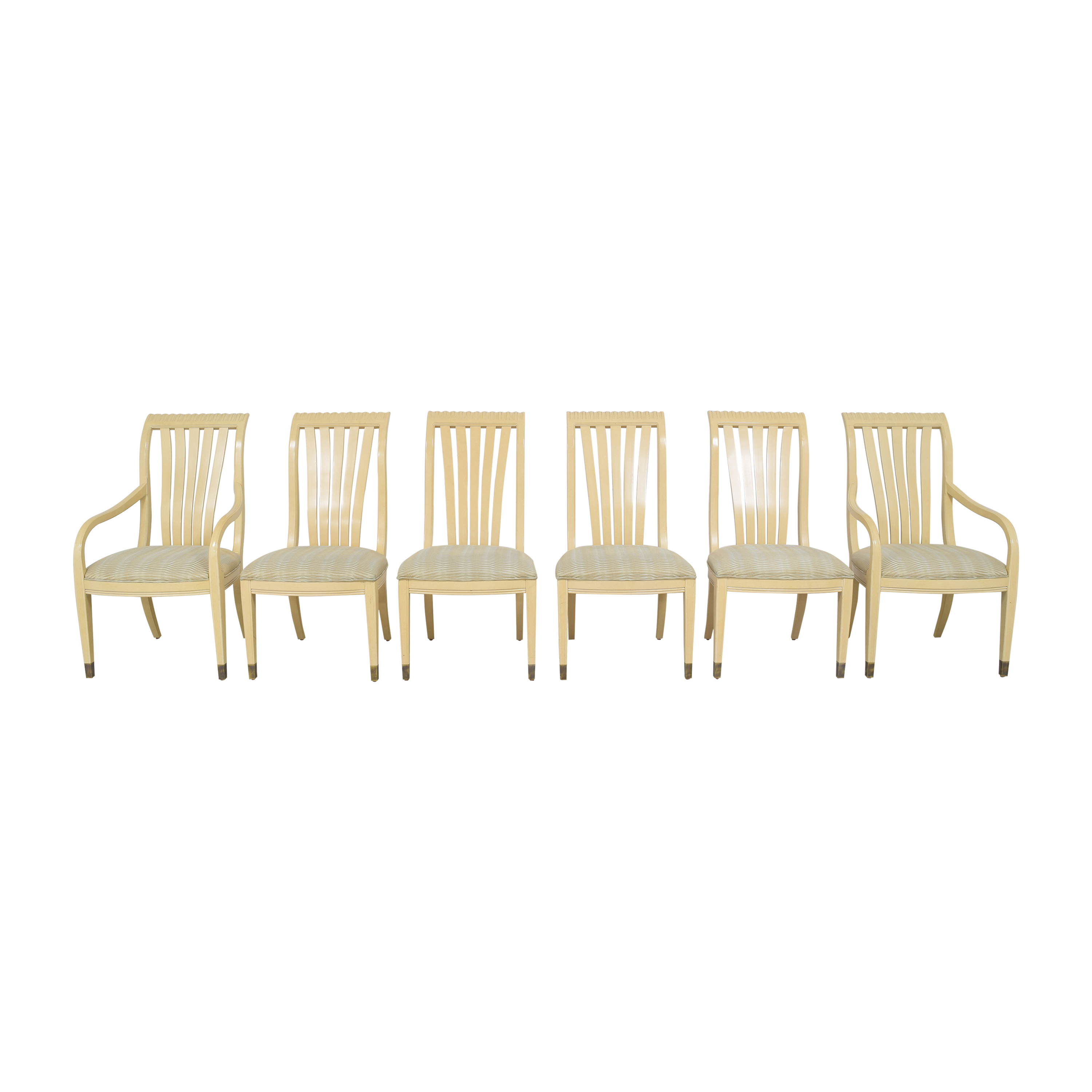 Century Furniture Century Furniture Upholstered Dining Chairs used