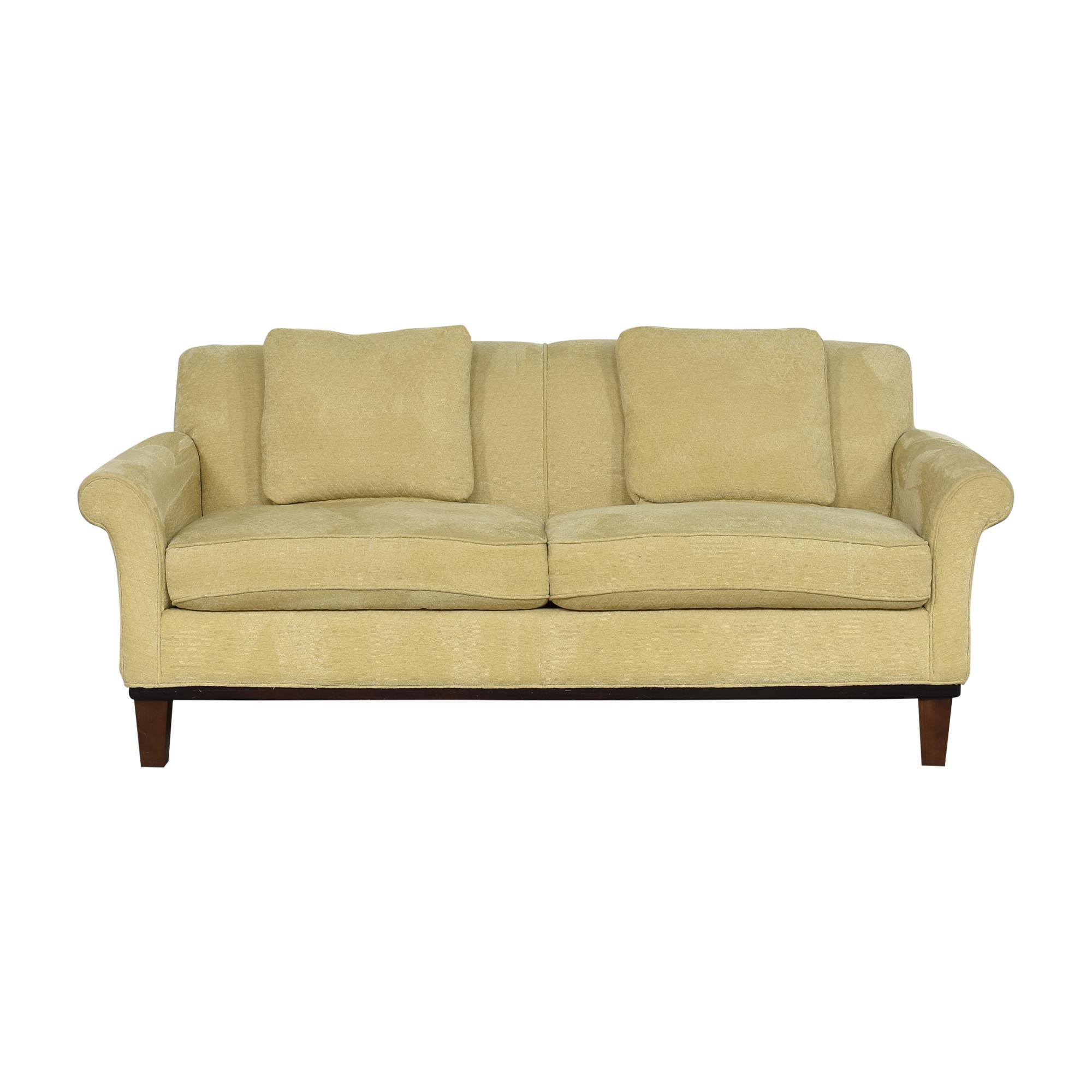 buy Room & Board Room & Board Two Cushion Sofa online