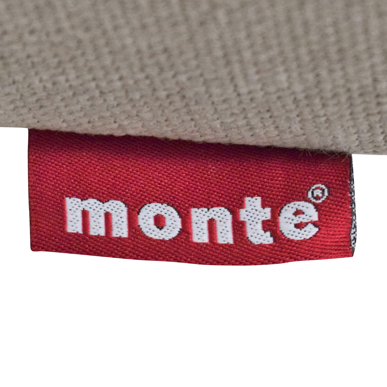 Monte Design Monte Design Como Glider with Ottoman on sale
