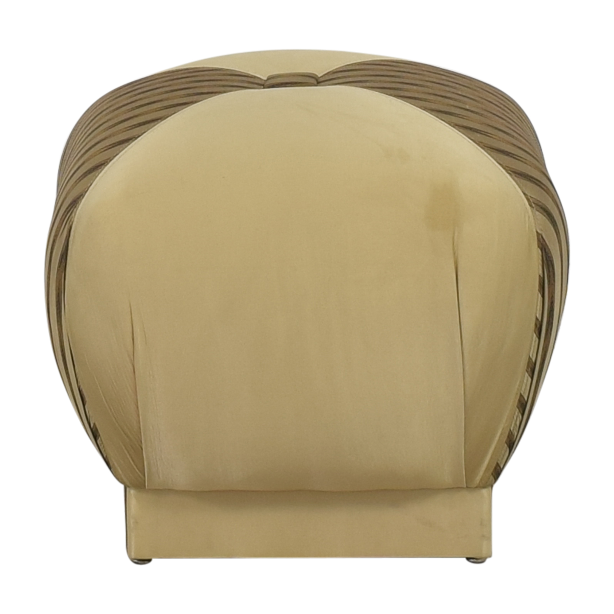 Marge Carson Marge Carson Pouf used