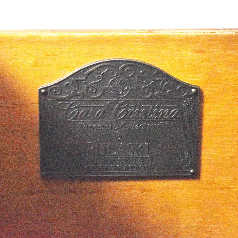 Pulaski Furniture Pulaski Furniture Casa Cristina Armoire nj