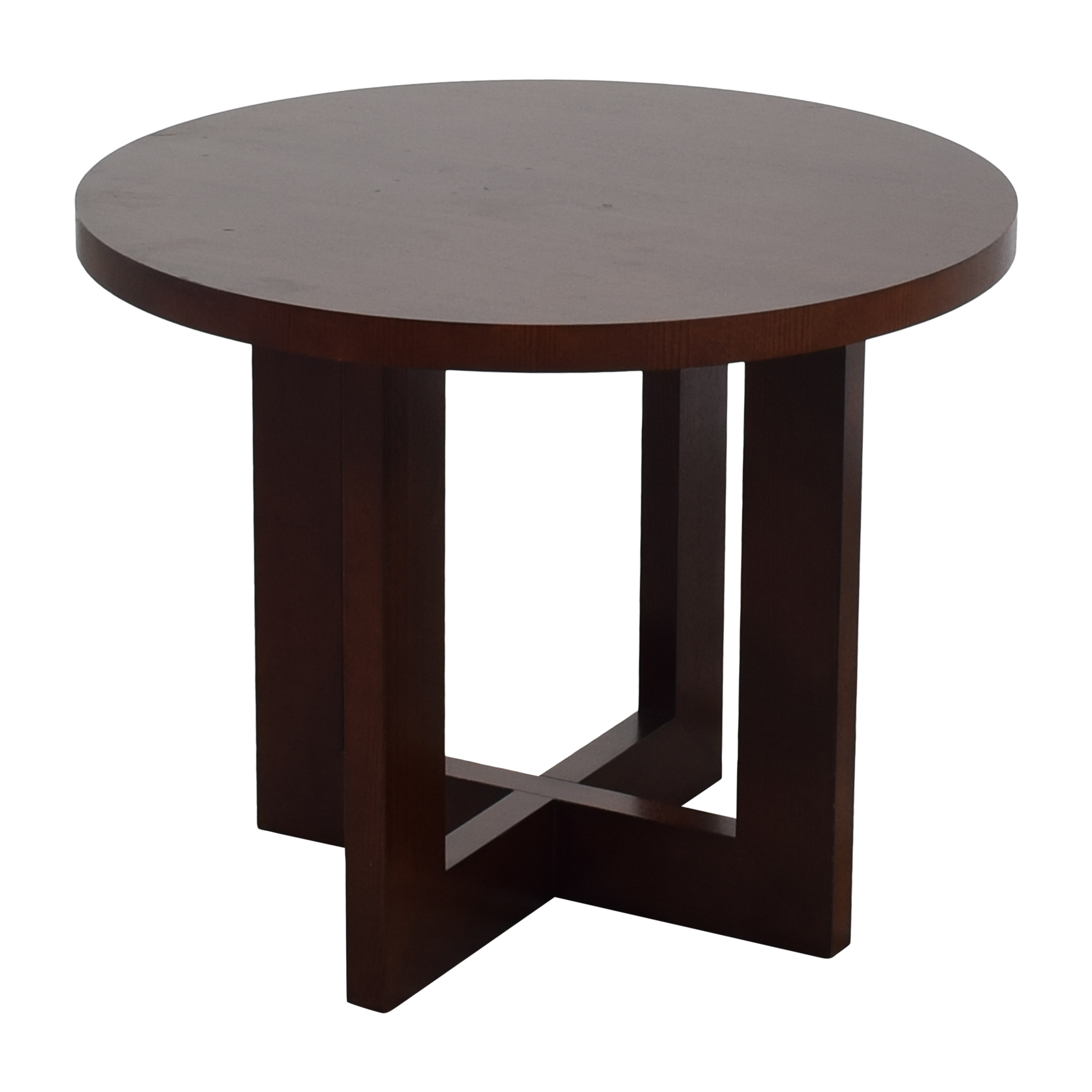 Ethan Allen Ethan Allen Round End Table nyc