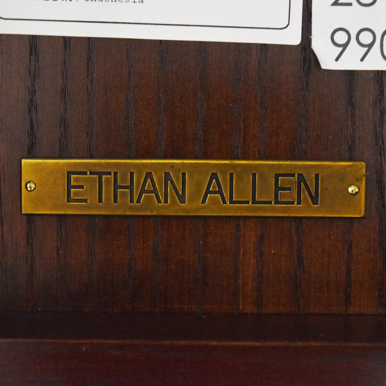 Ethan Allen Round End Table Ethan Allen
