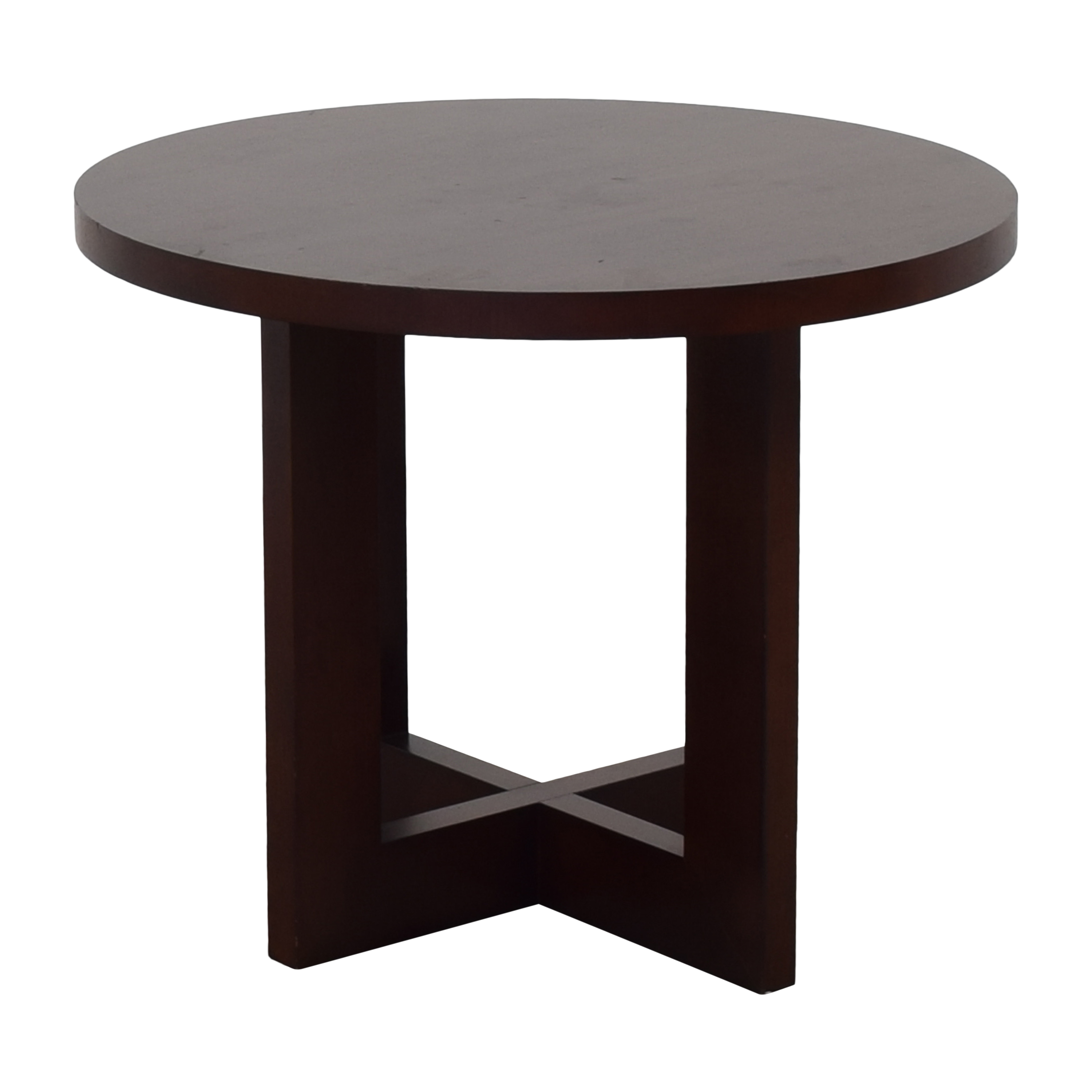 buy Ethan Allen Round End Table Ethan Allen End Tables
