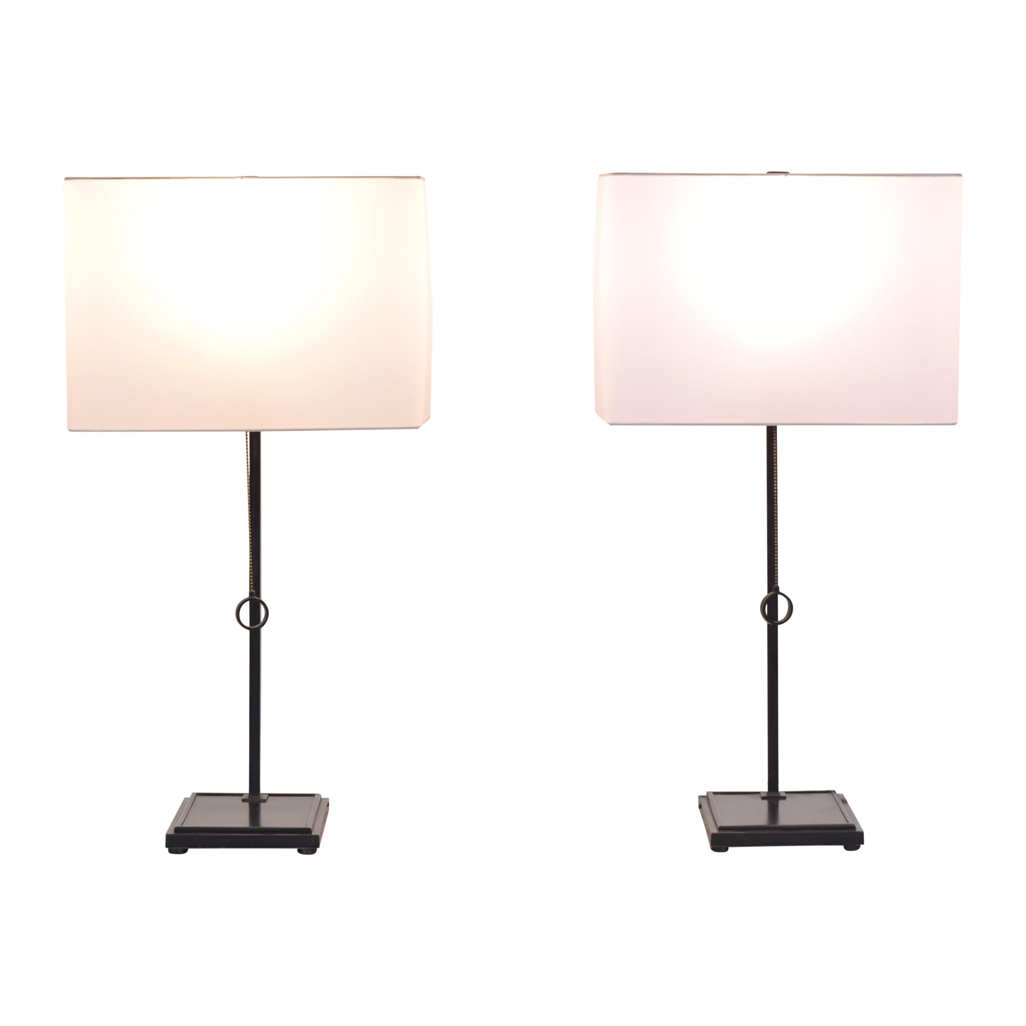 buy Restoration Hardware Armature Table Lamps Restoration Hardware Lamps