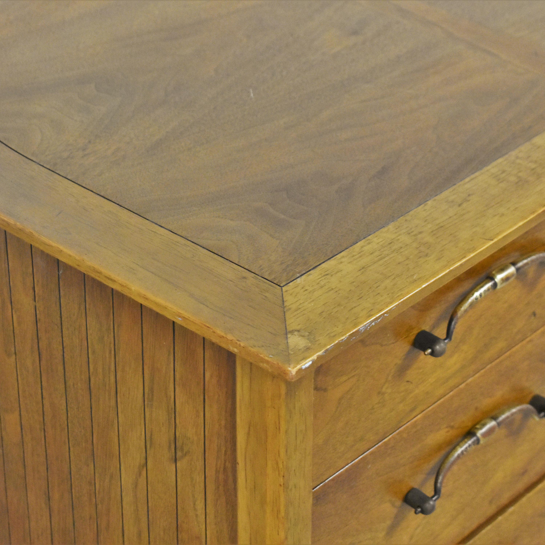 shop Vanleigh Mid-Century Modern Kidney Desk Vanleigh Furniture Home Office Desks