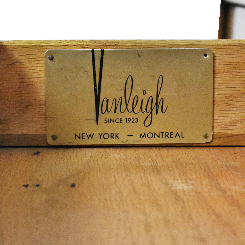 Vanleigh Furniture Vanleigh Mid-Century Modern Kidney Desk used