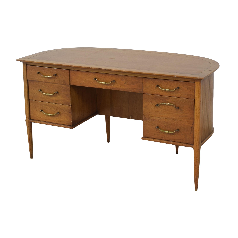 Vanleigh Mid-Century Modern Kidney Desk sale