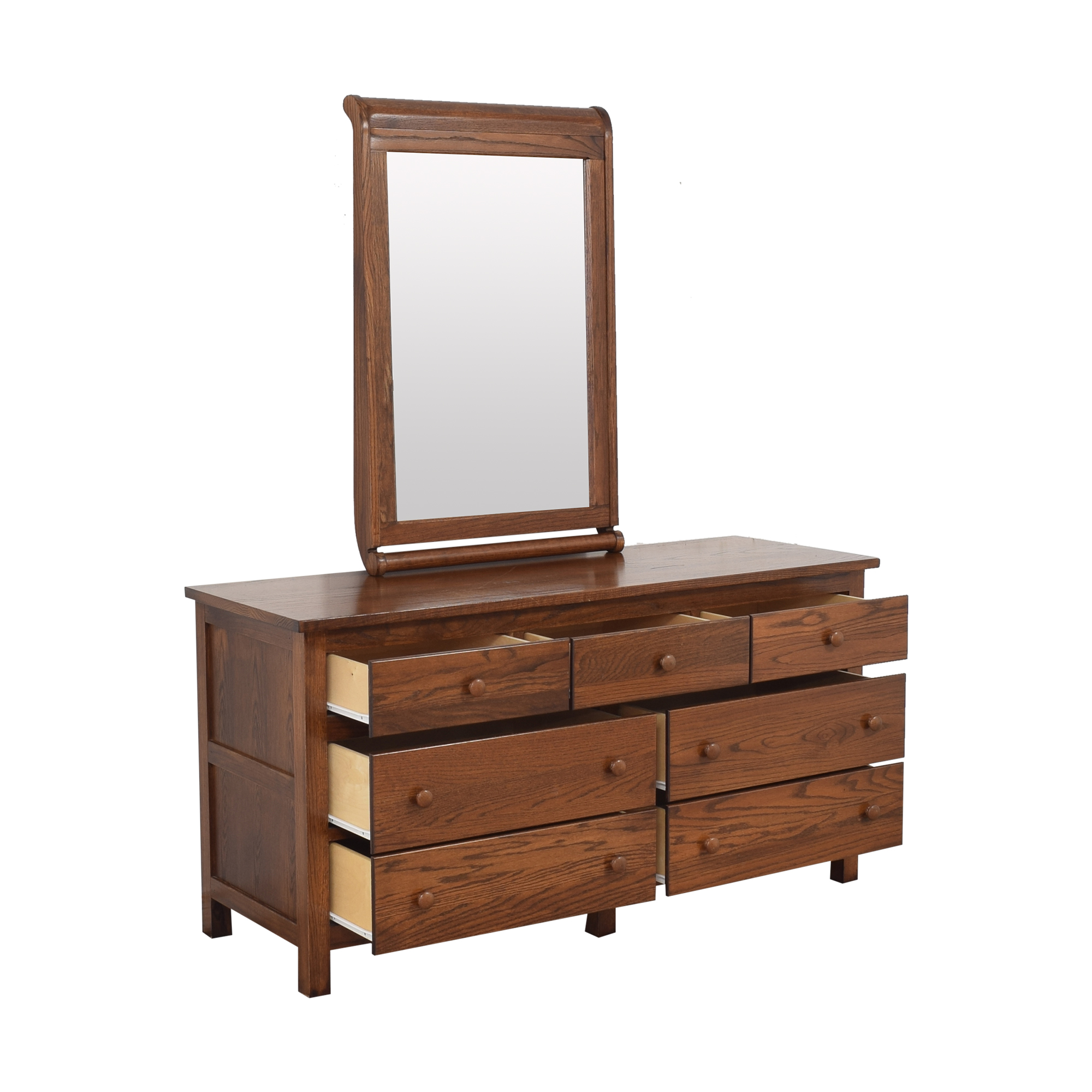 Baby's Dream Baby's Dream Dresser with Mirror used