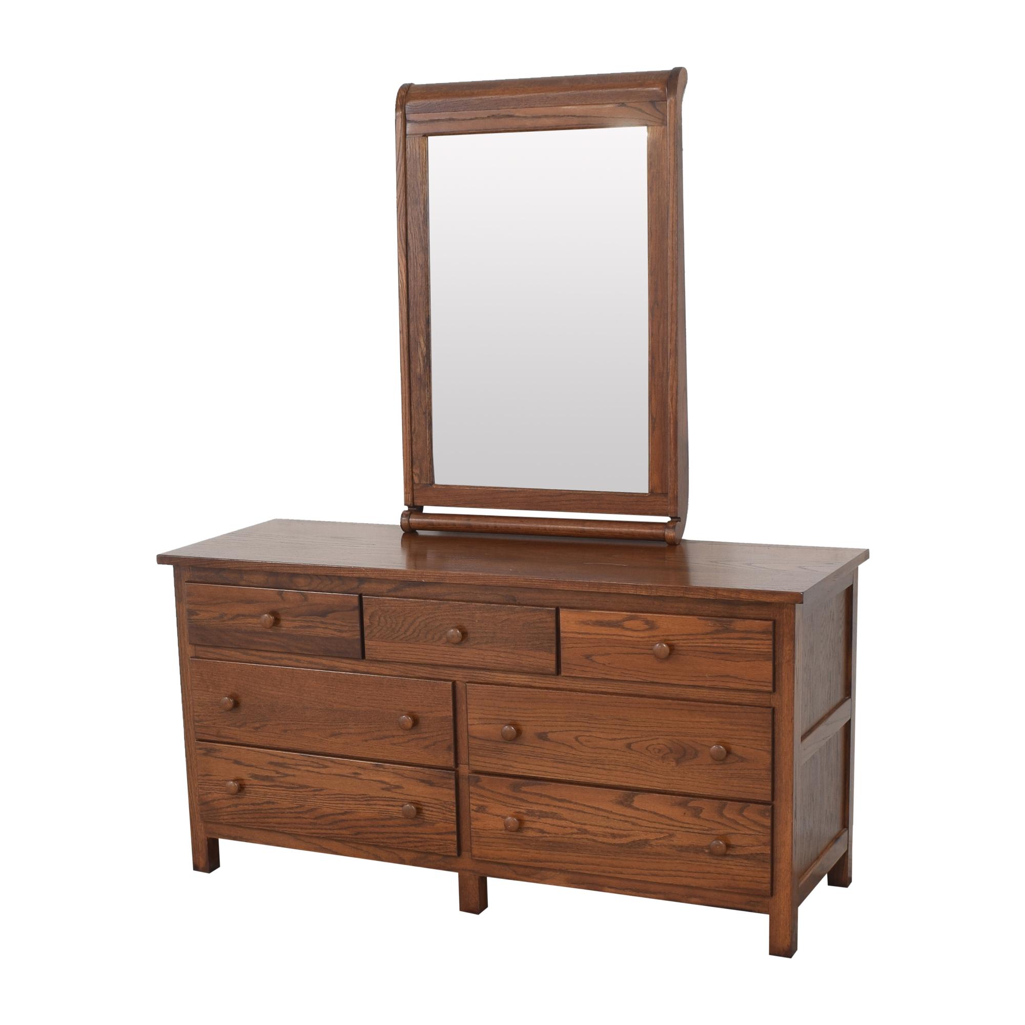 Baby's Dream Dresser with Mirror sale