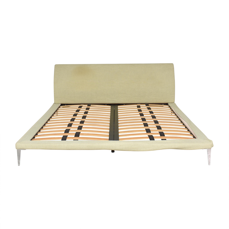 Cappellini Cappellini King Bed by Jasper Morrison discount