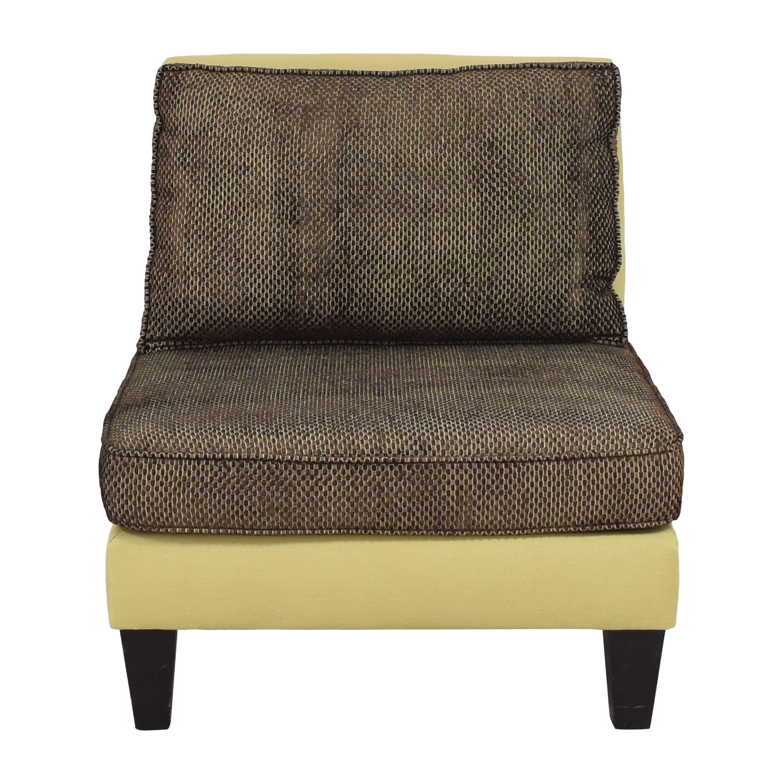 shop Moss Home Cypress Slipper Chair Moss Home Chairs