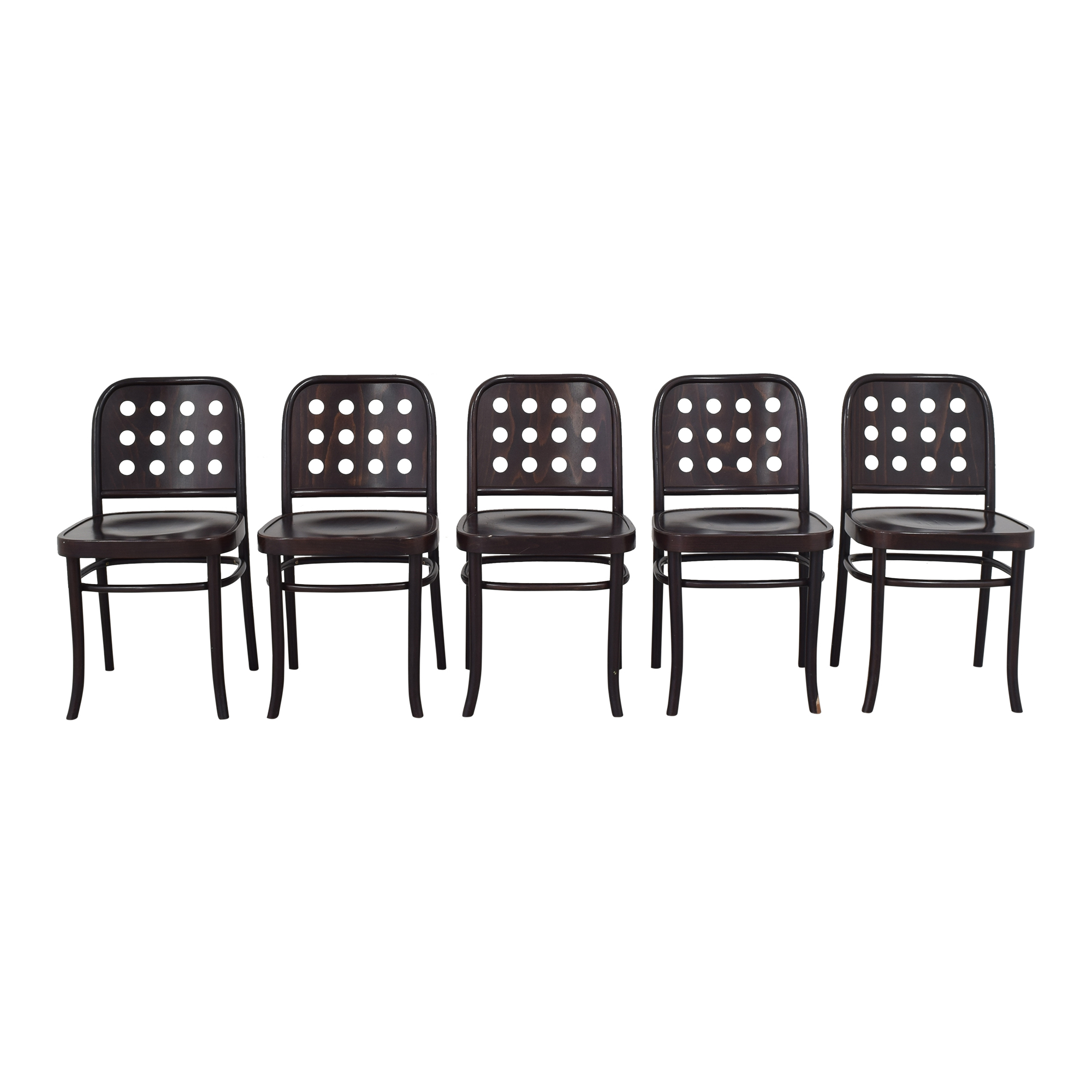 Bauhaus2YourHouse Bauhaus2YourHouse Bentwood-Style Chairs used