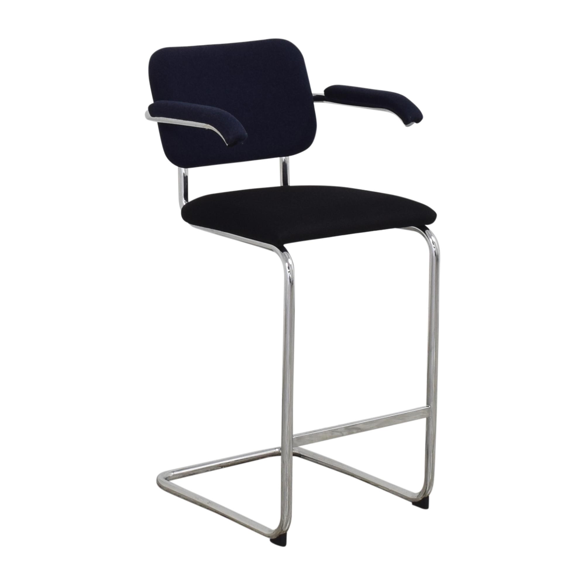 Knoll Knoll Marcel Breuer Cesca Arm Chair used