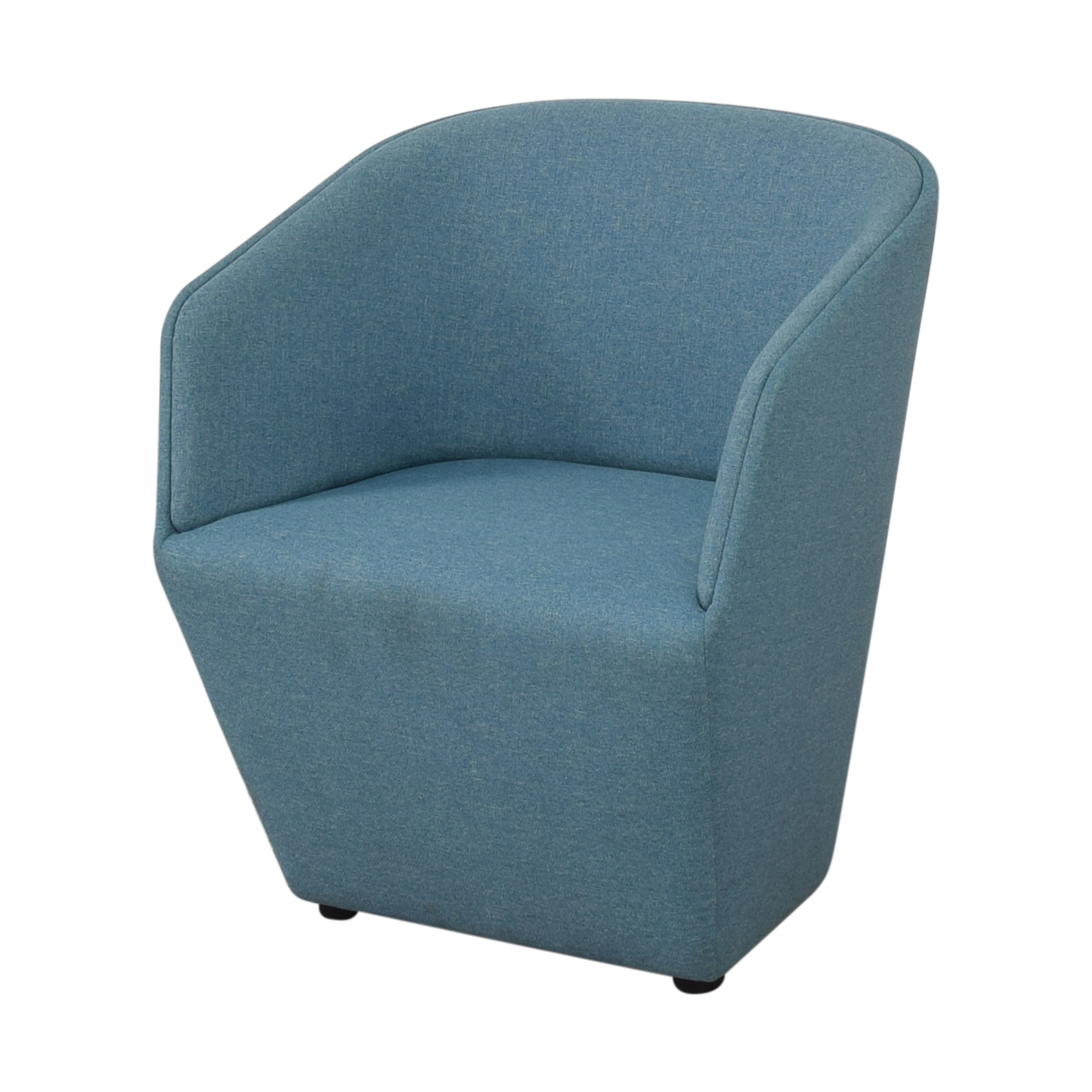 Poppin Pitch Club Chair Poppin