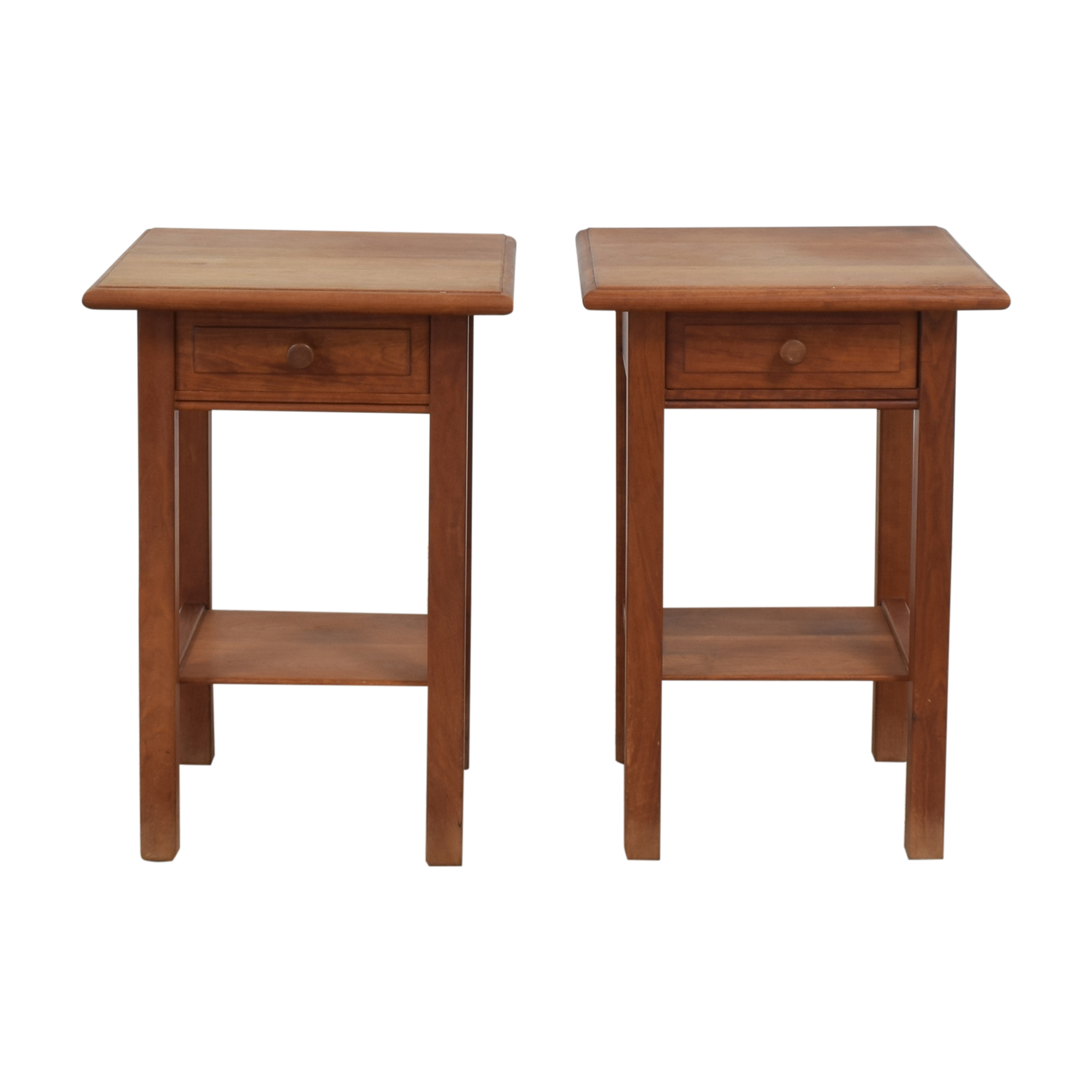 Charles Shackleton Quechee End Tables discount