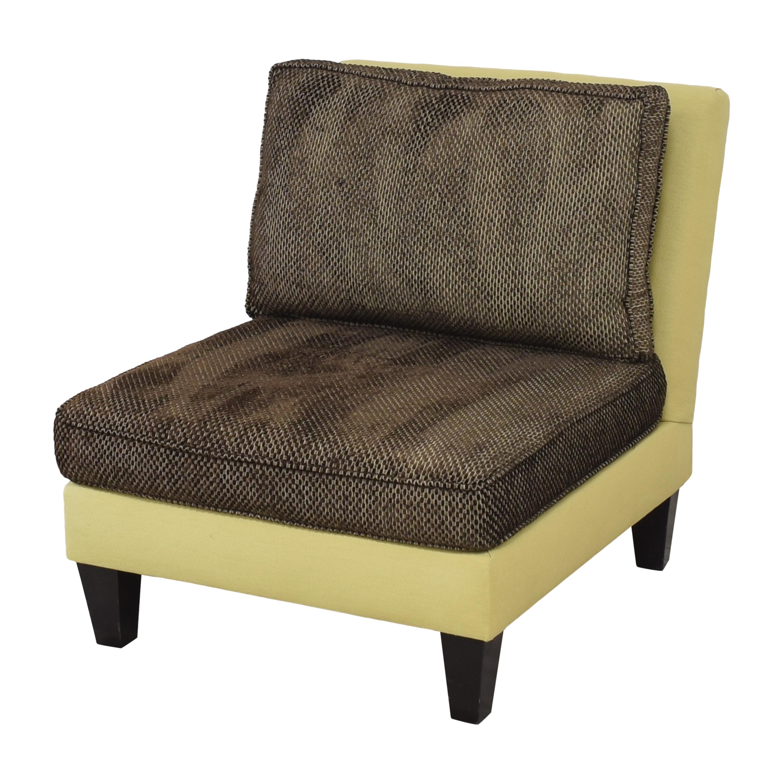 Moss Home Moss Home Cypress Slipper Chair coupon