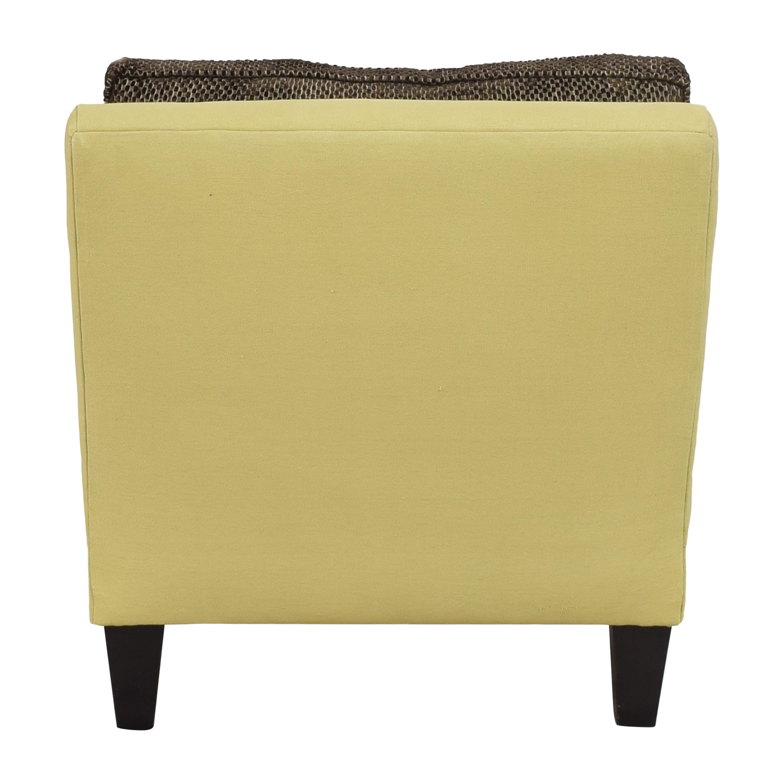 Moss Home Cypress Slipper Chair sale