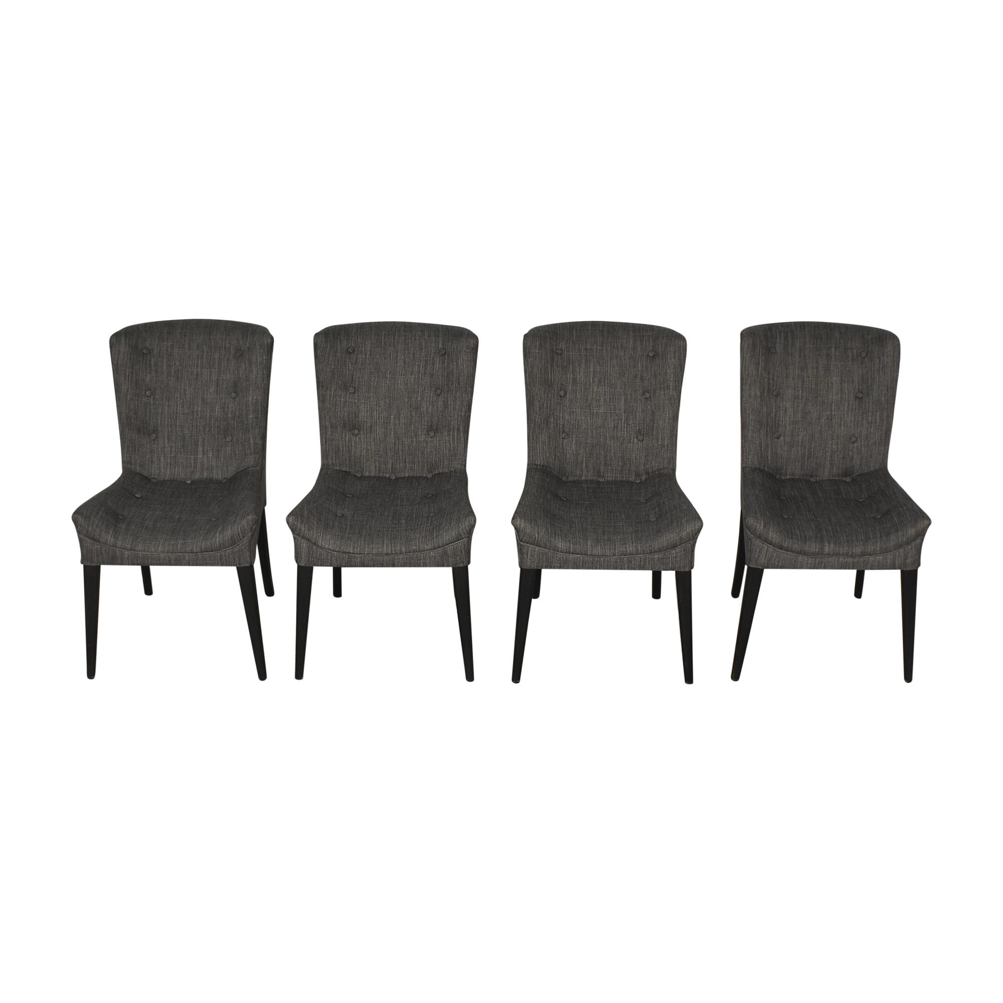 Arhaus Arhaus Grammercy Dining Side Chairs nyc