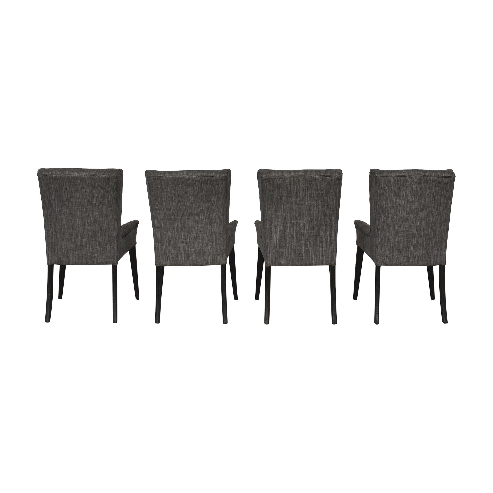 Arhaus Arhaus Grammercy Dining Side Chairs dimensions