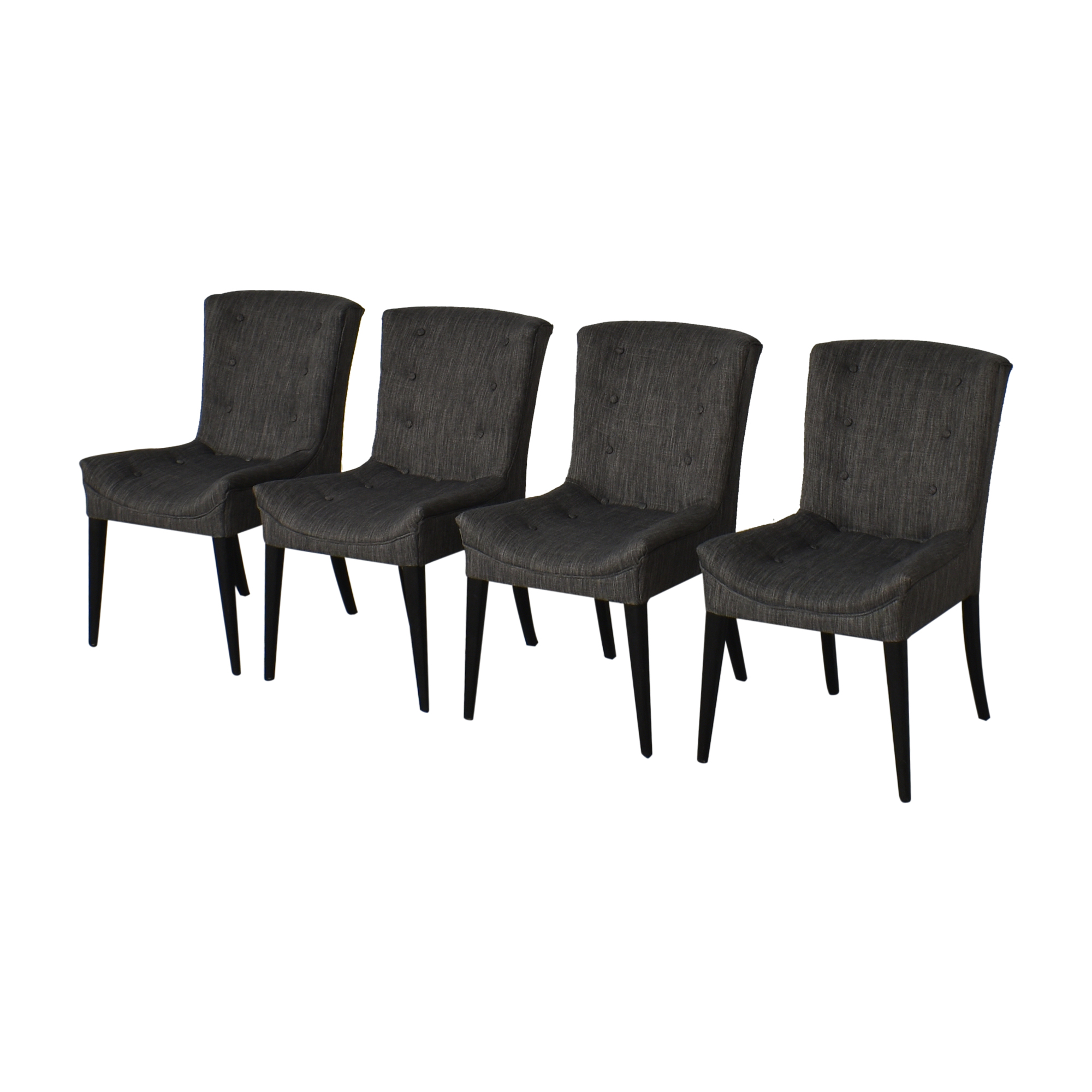 shop Arhaus Grammercy Dining Side Chairs Arhaus Dining Chairs