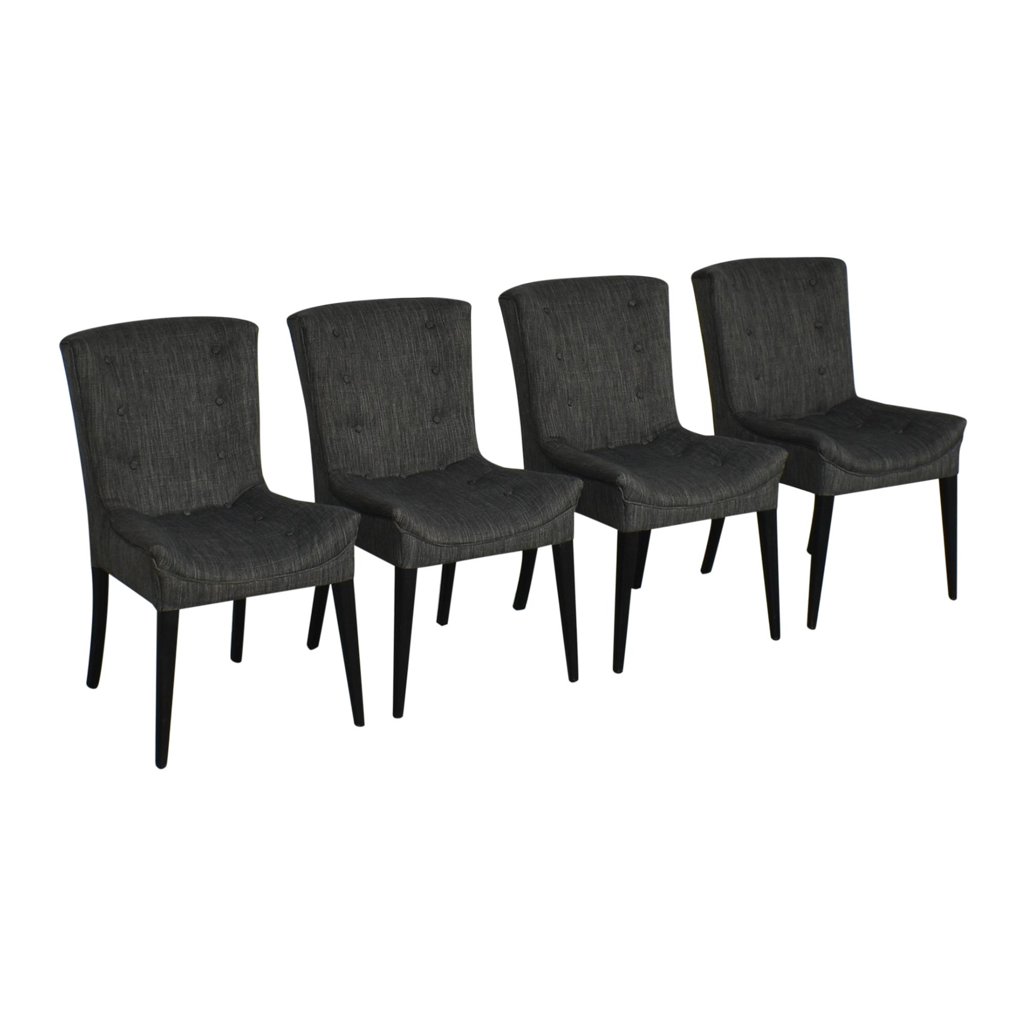 shop Arhaus Grammercy Dining Side Chairs Arhaus Chairs