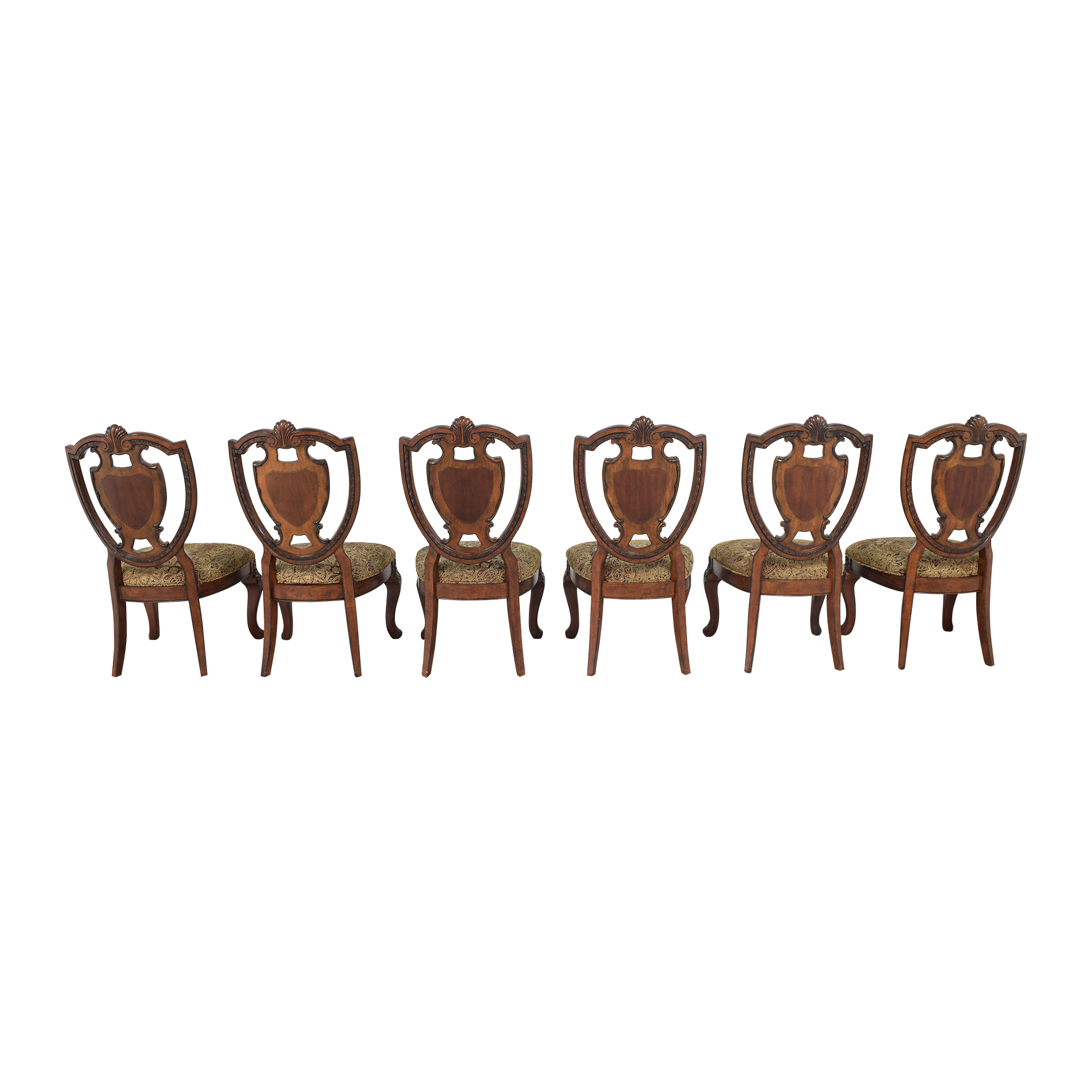 A.R.T. Furniture A.R.T. Furniture Shield Back Dining Side Chairs nj