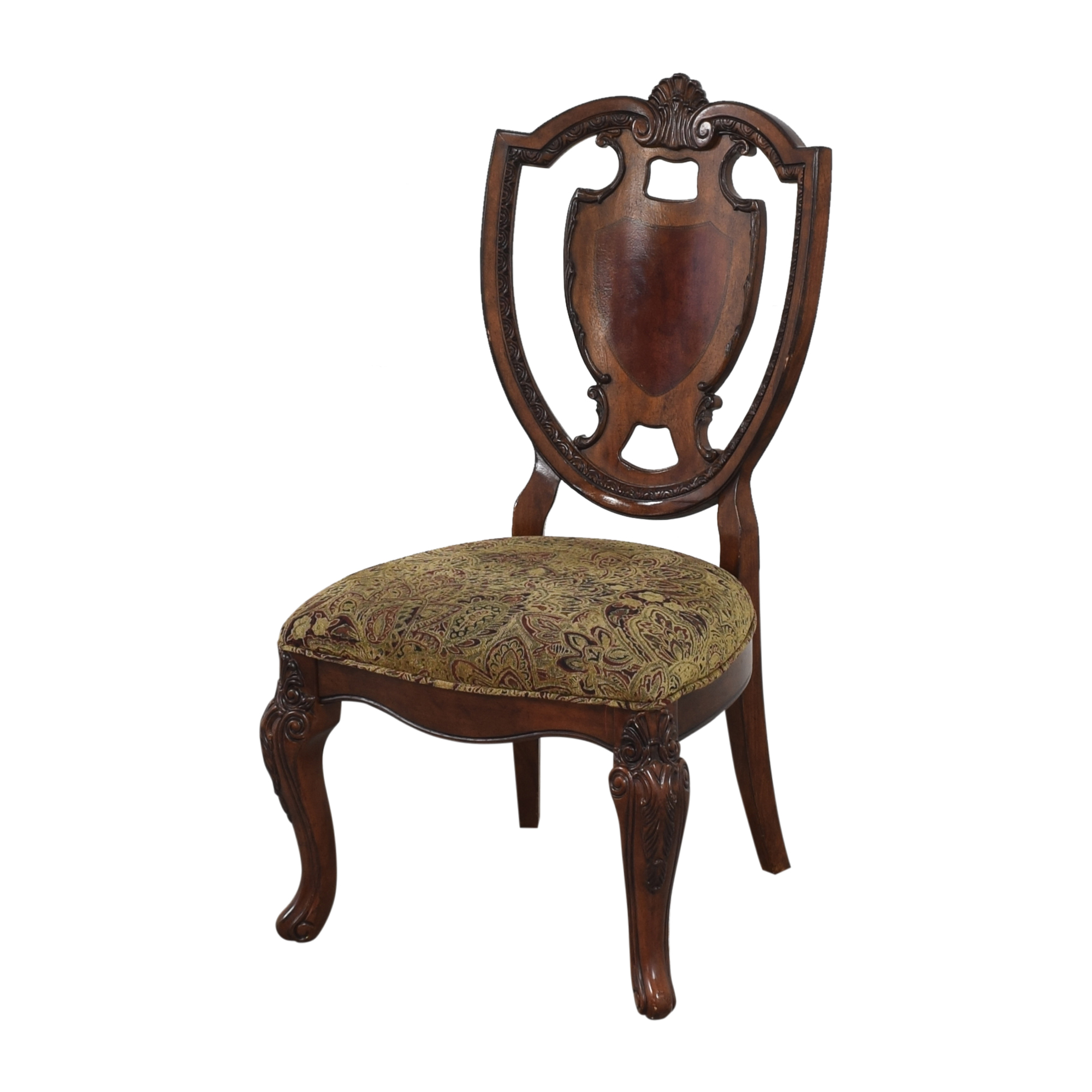 A.R.T. Furniture A.R.T. Furniture Shield Back Dining Side Chairs discount