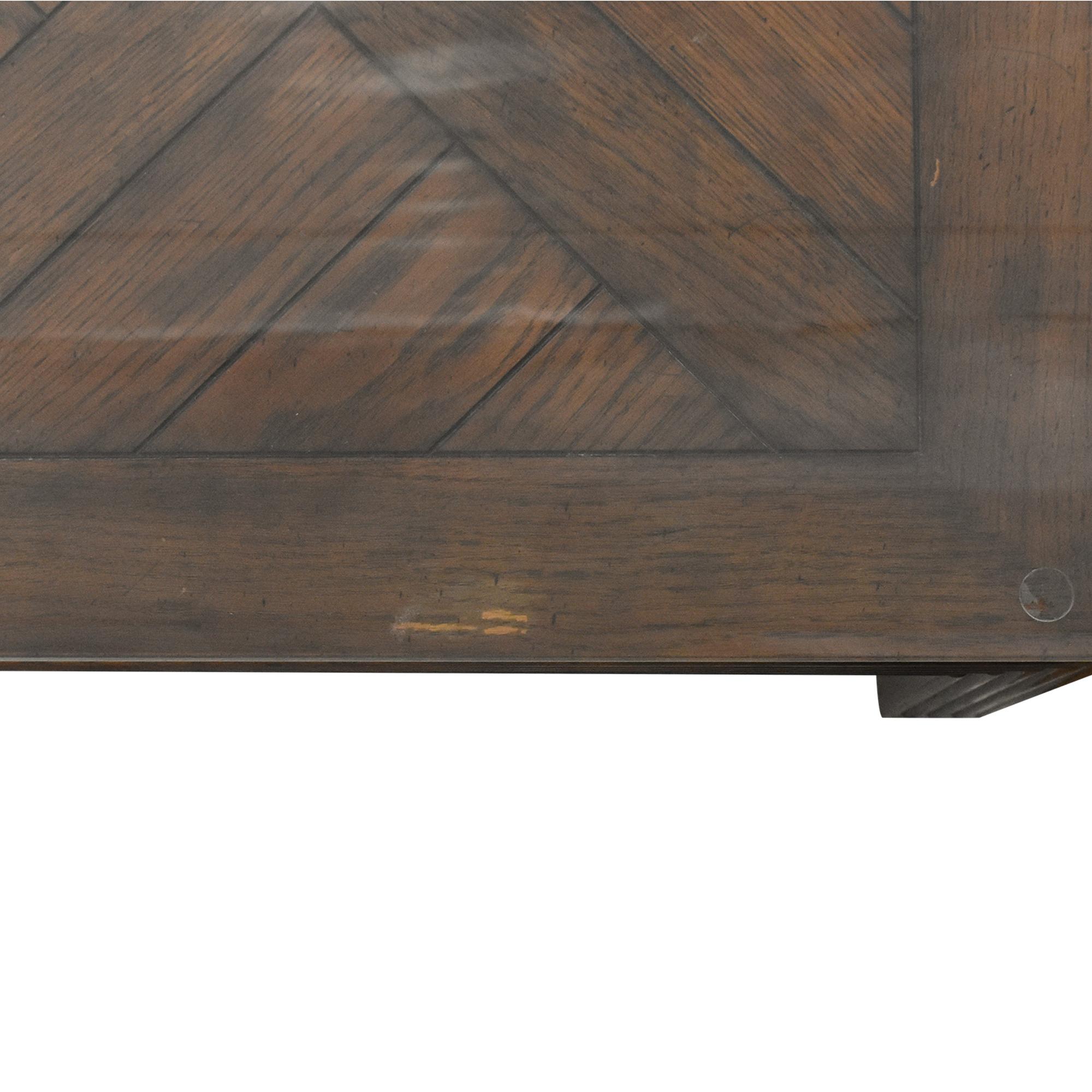 Henredon Furniture Henredon Furniture Square Coffee Table for sale