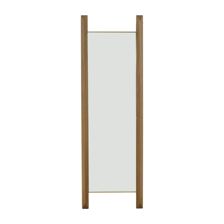 buy Lawson-Fenning Simi Floor Mirror Lawson-Fenning Mirrors