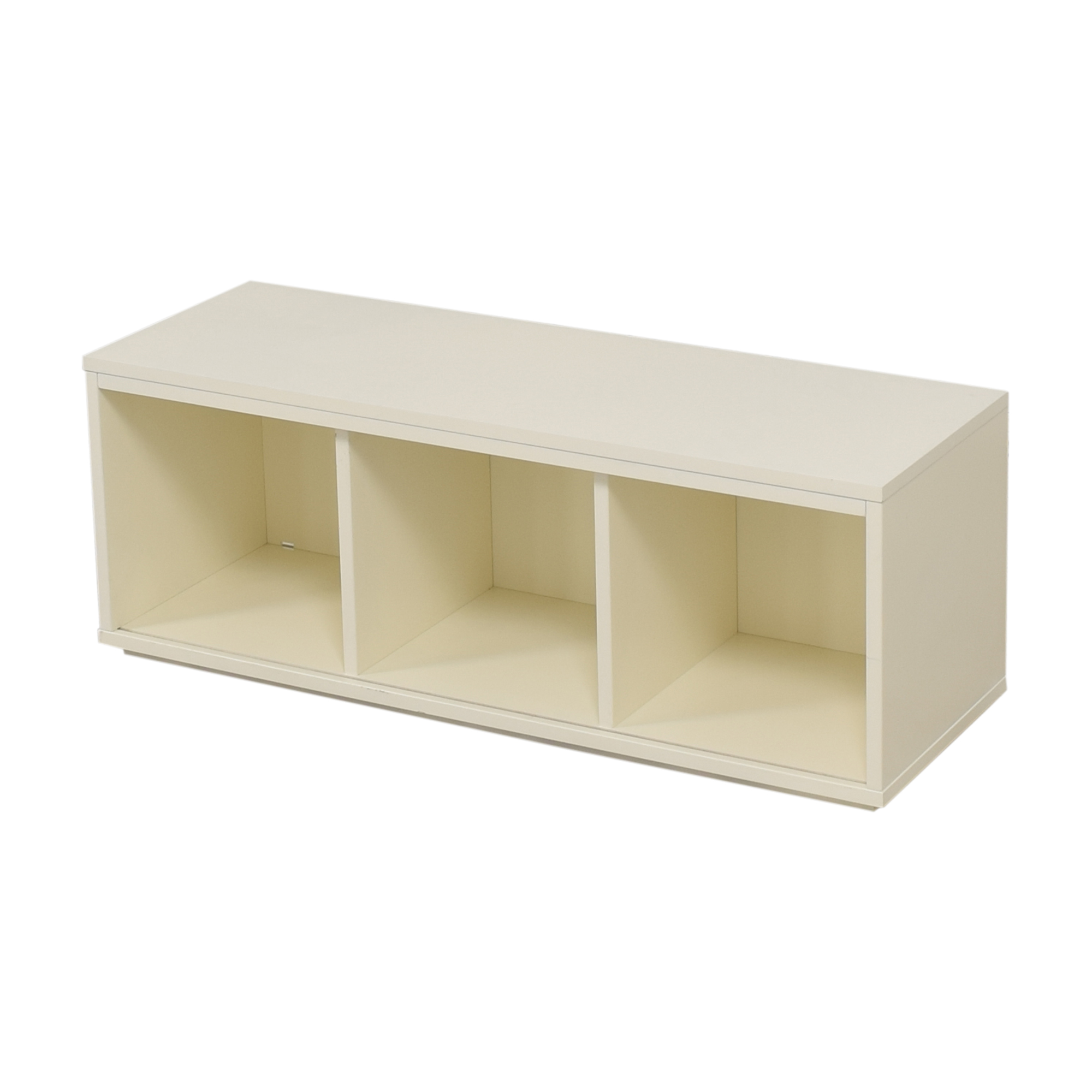 Crate & Barrel Crate & Barrel District Three-Cube Stackable Bookcase price