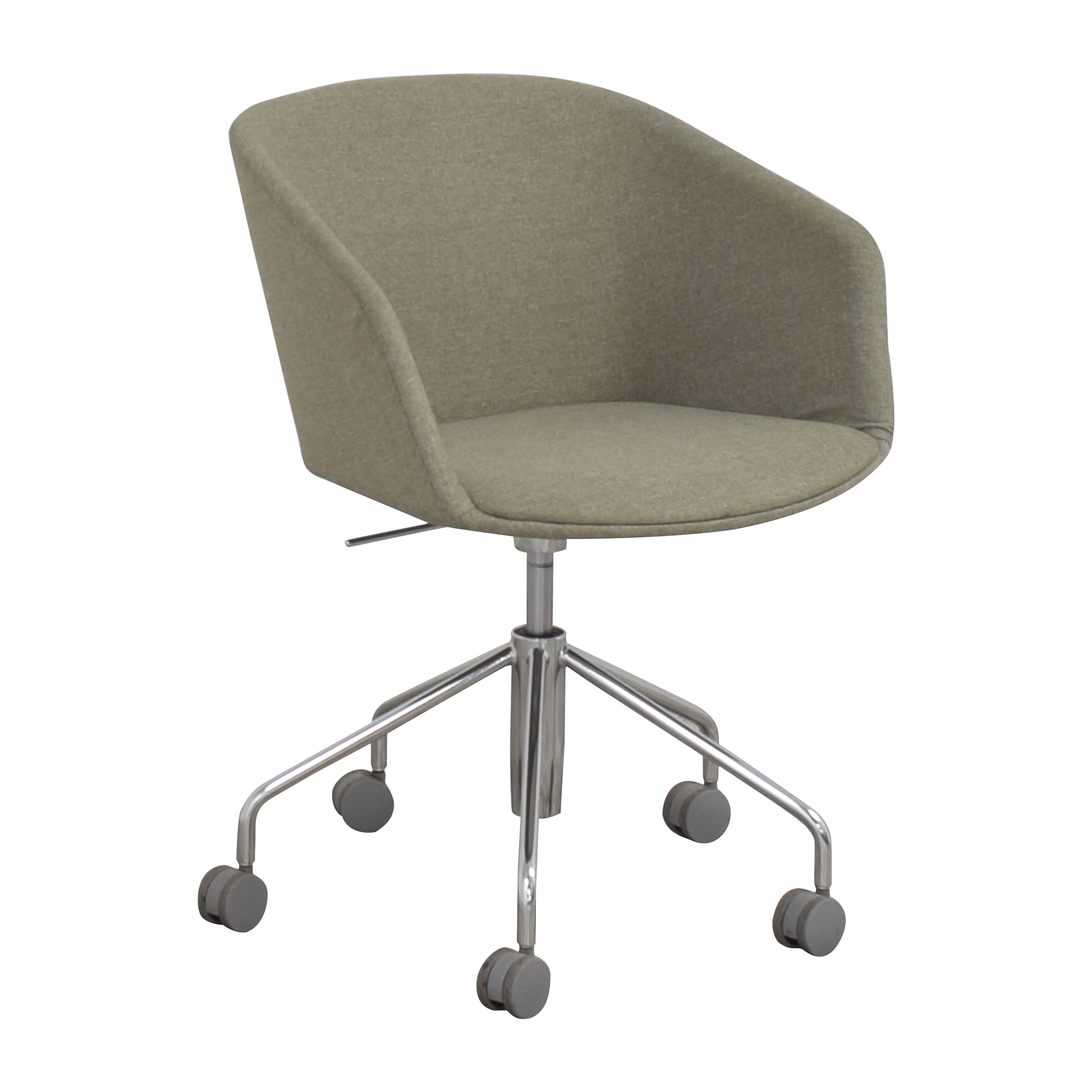 Poppin Poppin Pitch Meeting Chair dimensions