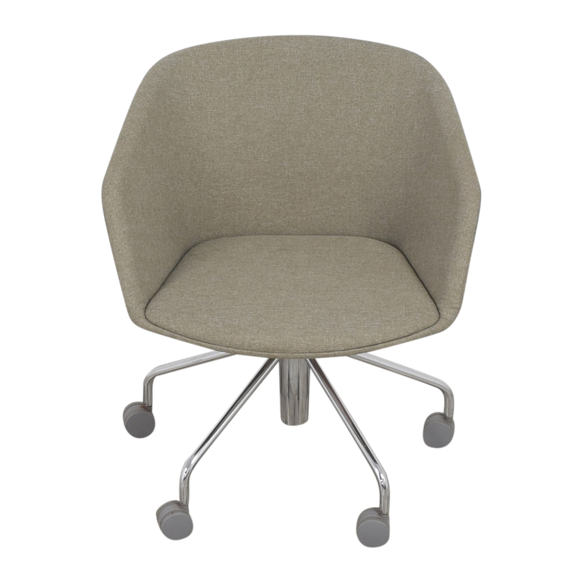 buy Poppin Pitch Meeting Chair Poppin Home Office Chairs