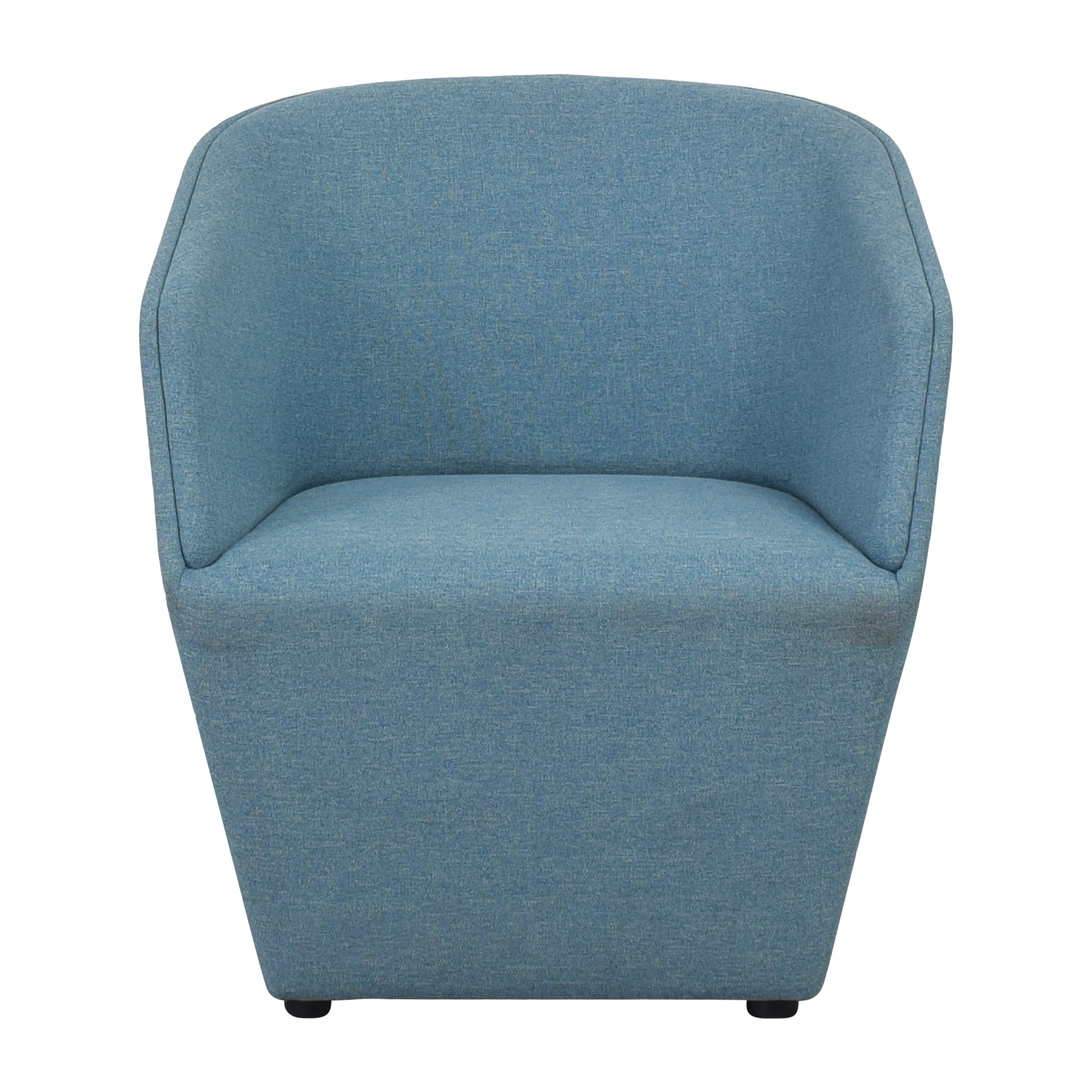 Poppin Poppin Pitch Club Chair used