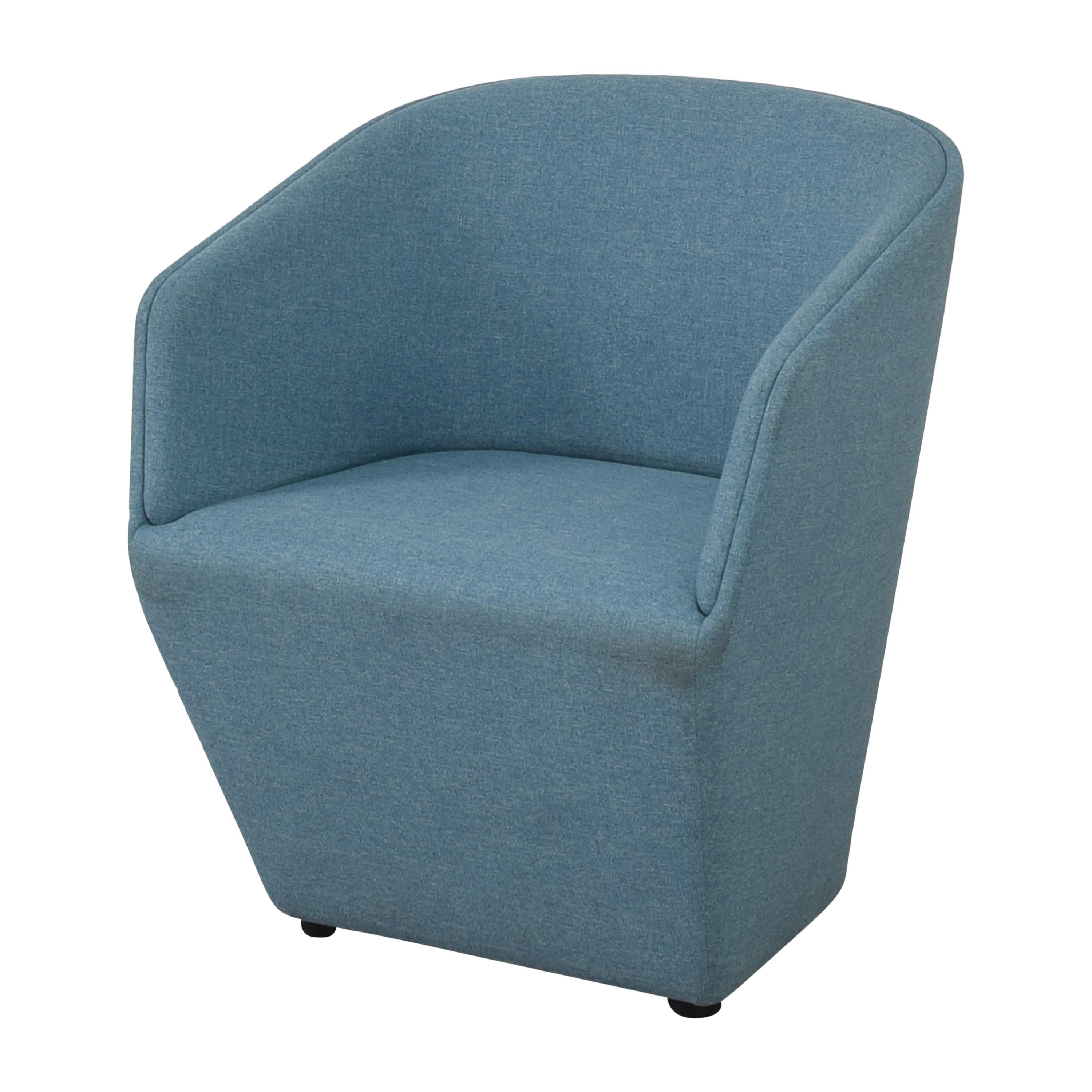 Poppin Poppin Pitch Club Chair discount