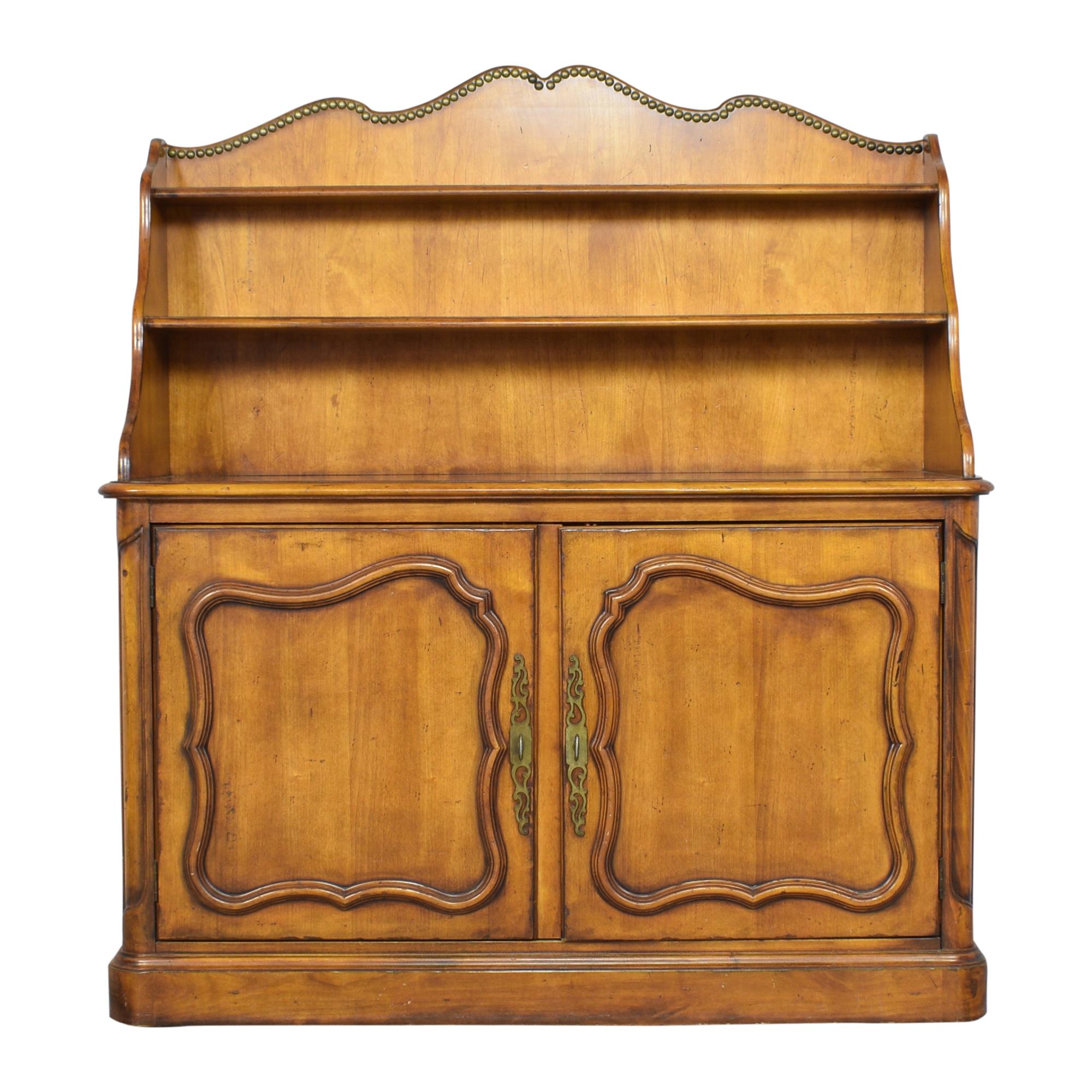 shop Bloomingdale's Buffet Server Bloomingdale's Cabinets & Sideboards