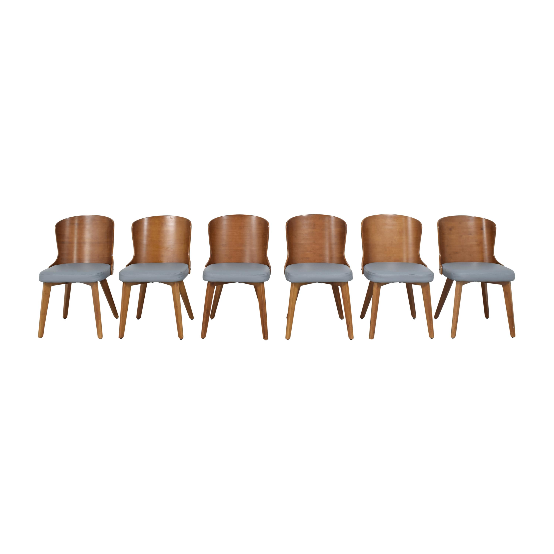 LumiSource LumiSource Bocello Dining Chairs pa