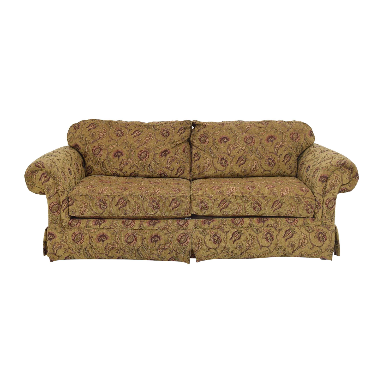 shop Broyhill Furniture Broyhill Furniture Two Cushion Skirted Sofa online