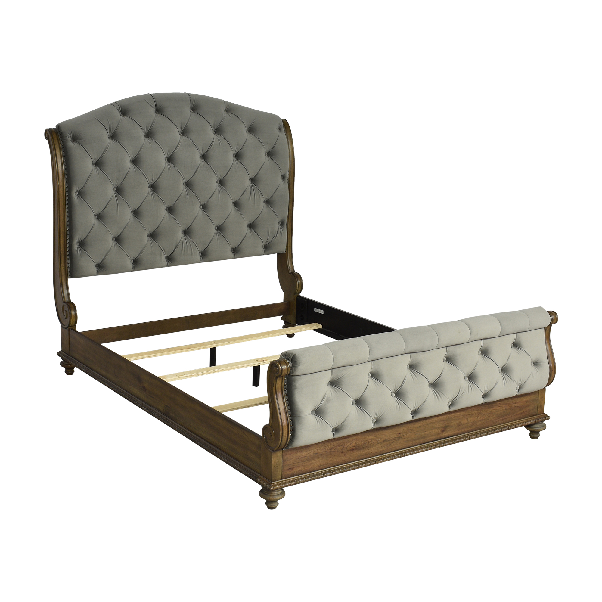 Raymour & Flanigan Raymour & Flanigan Castlehaven Queen Bed for sale