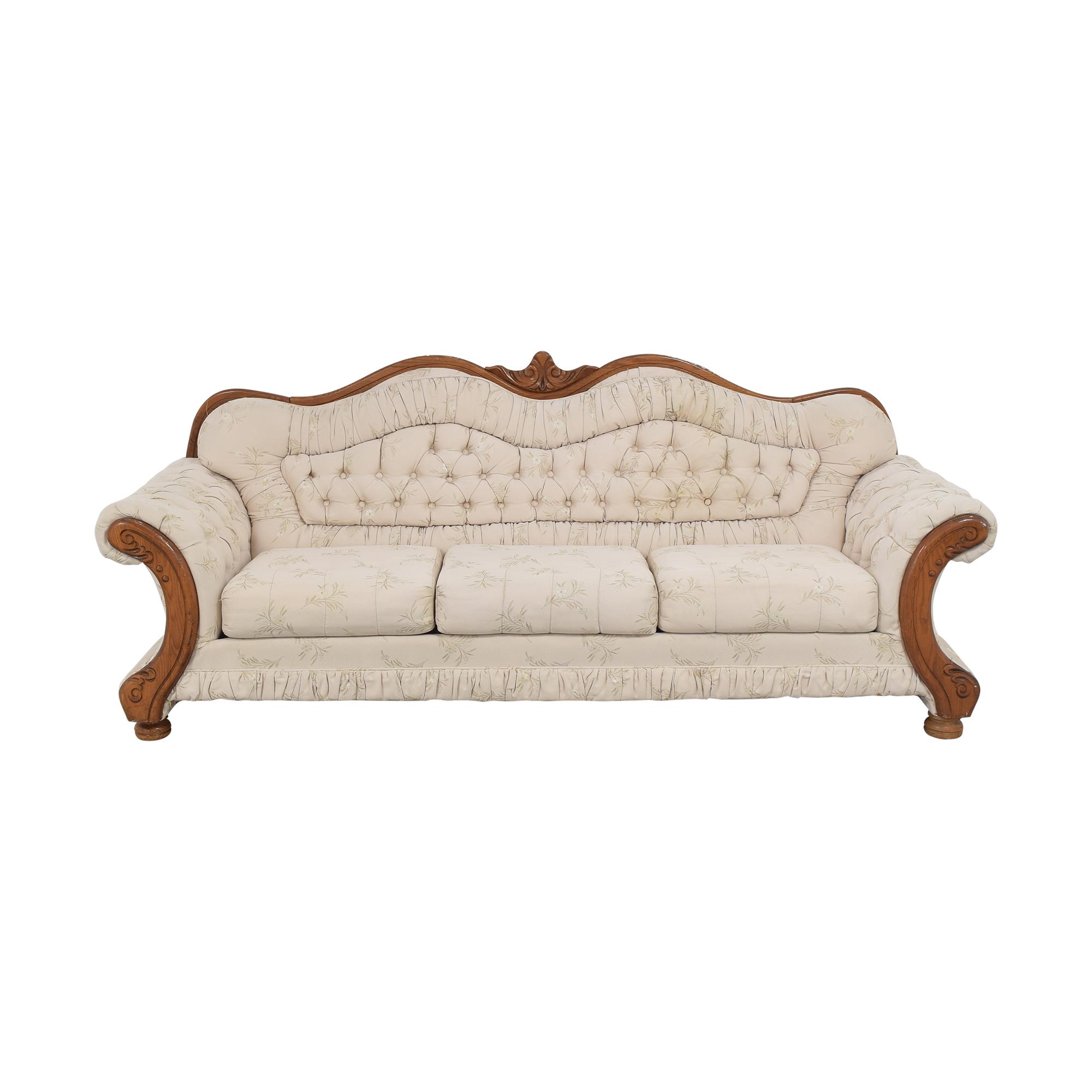 Campio Furniture French Provincial Sofa / Classic Sofas