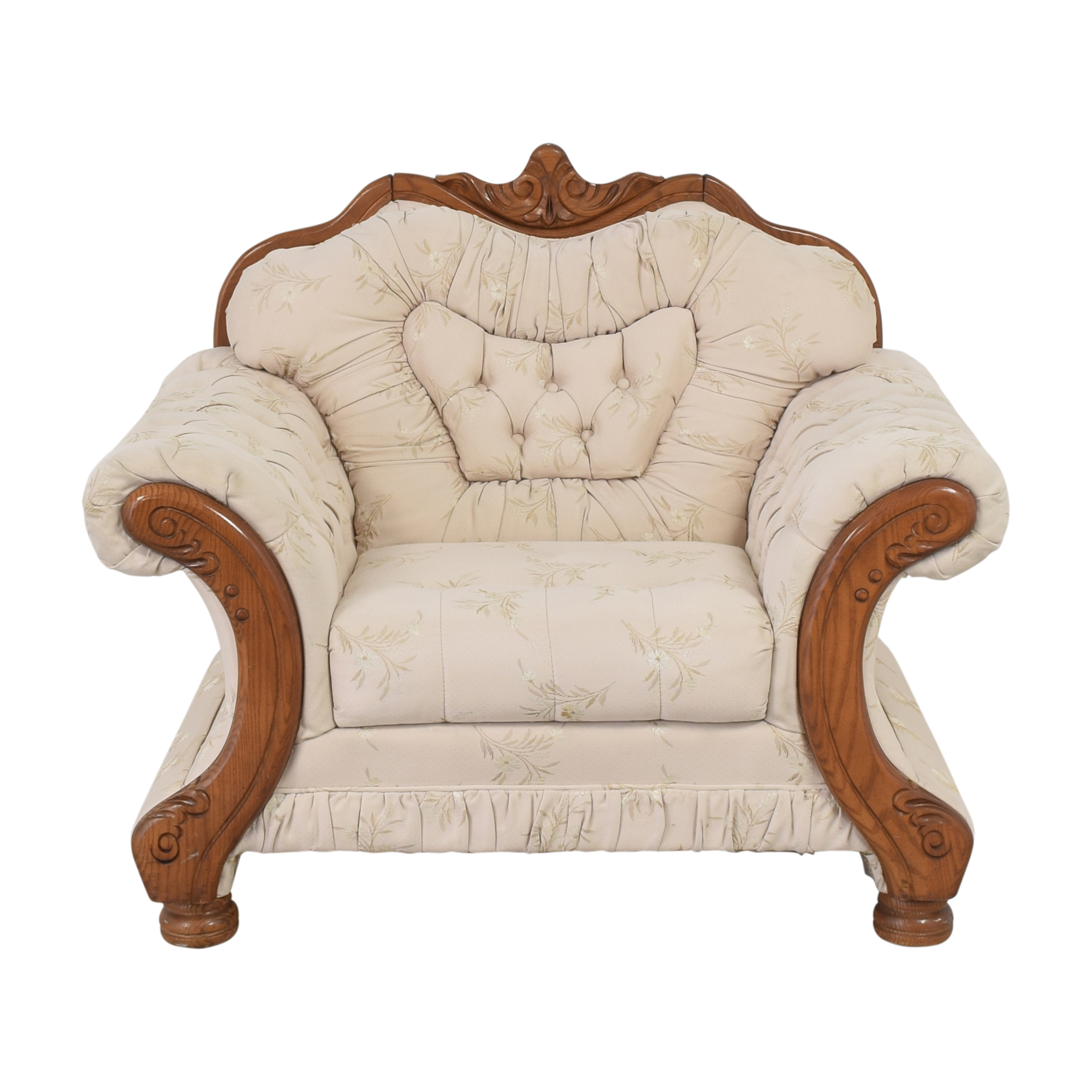 Campio Furniture French Provincial Chair sale