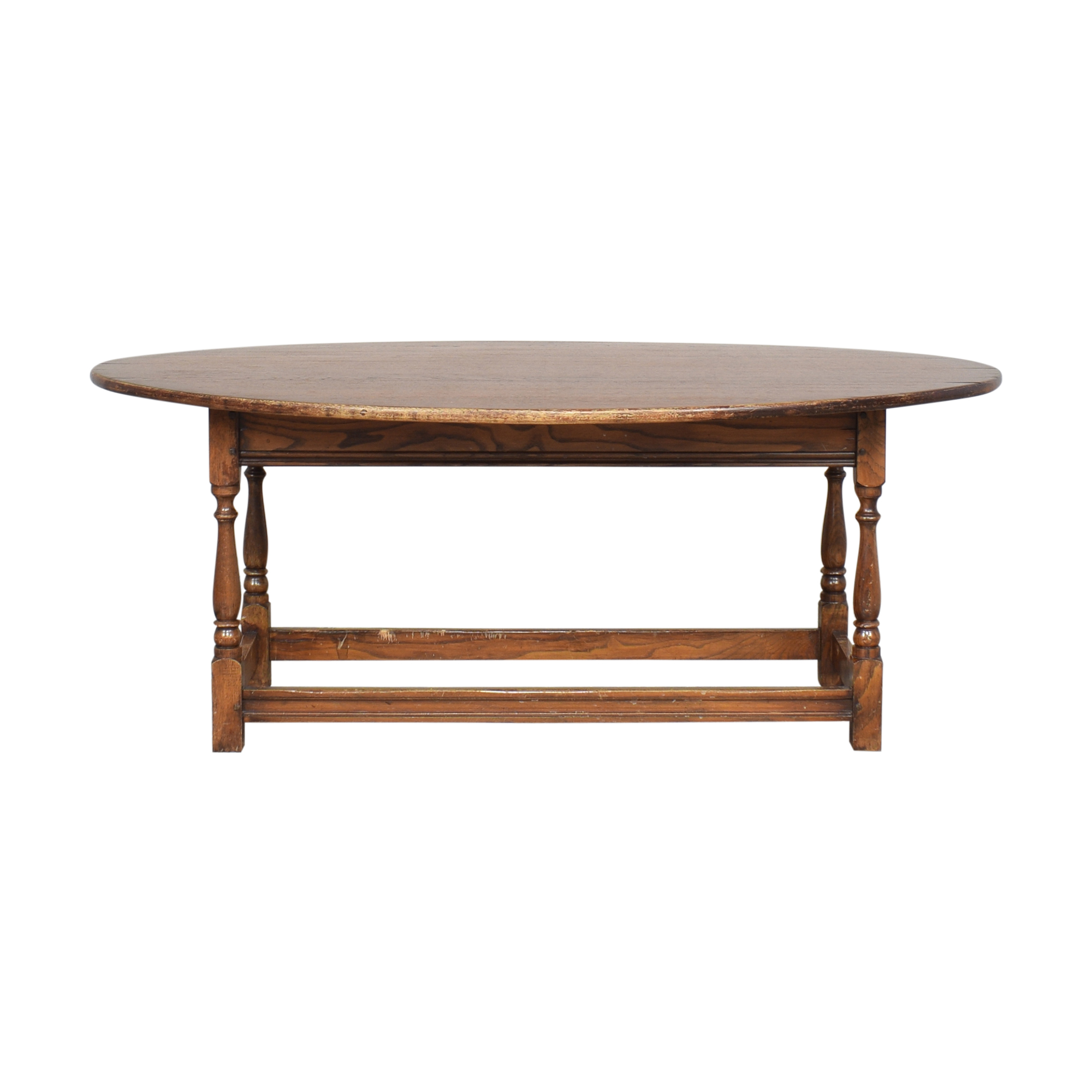 Oval Coffee Table / Coffee Tables