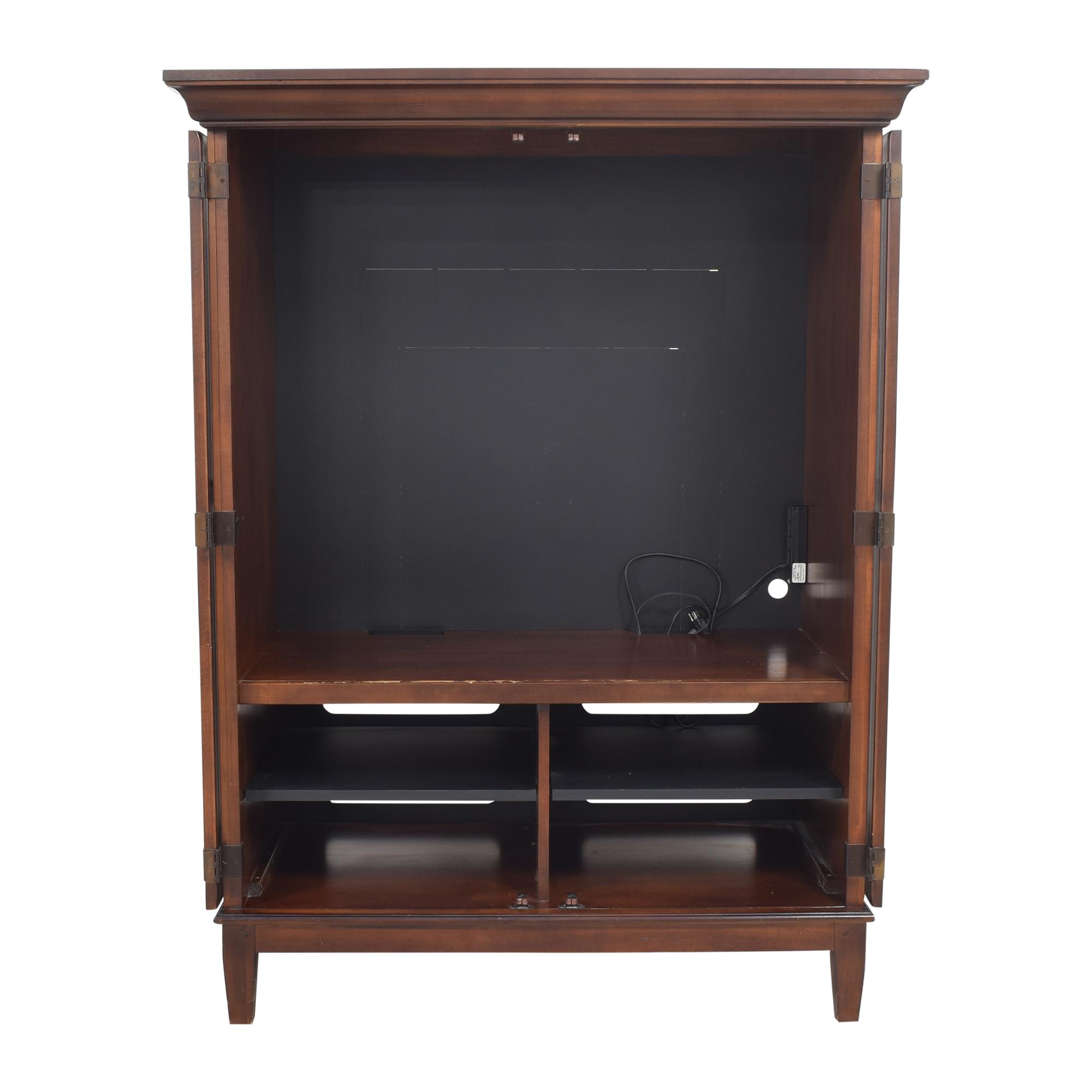 Hooker Furniture Hooker Media Armoire discount