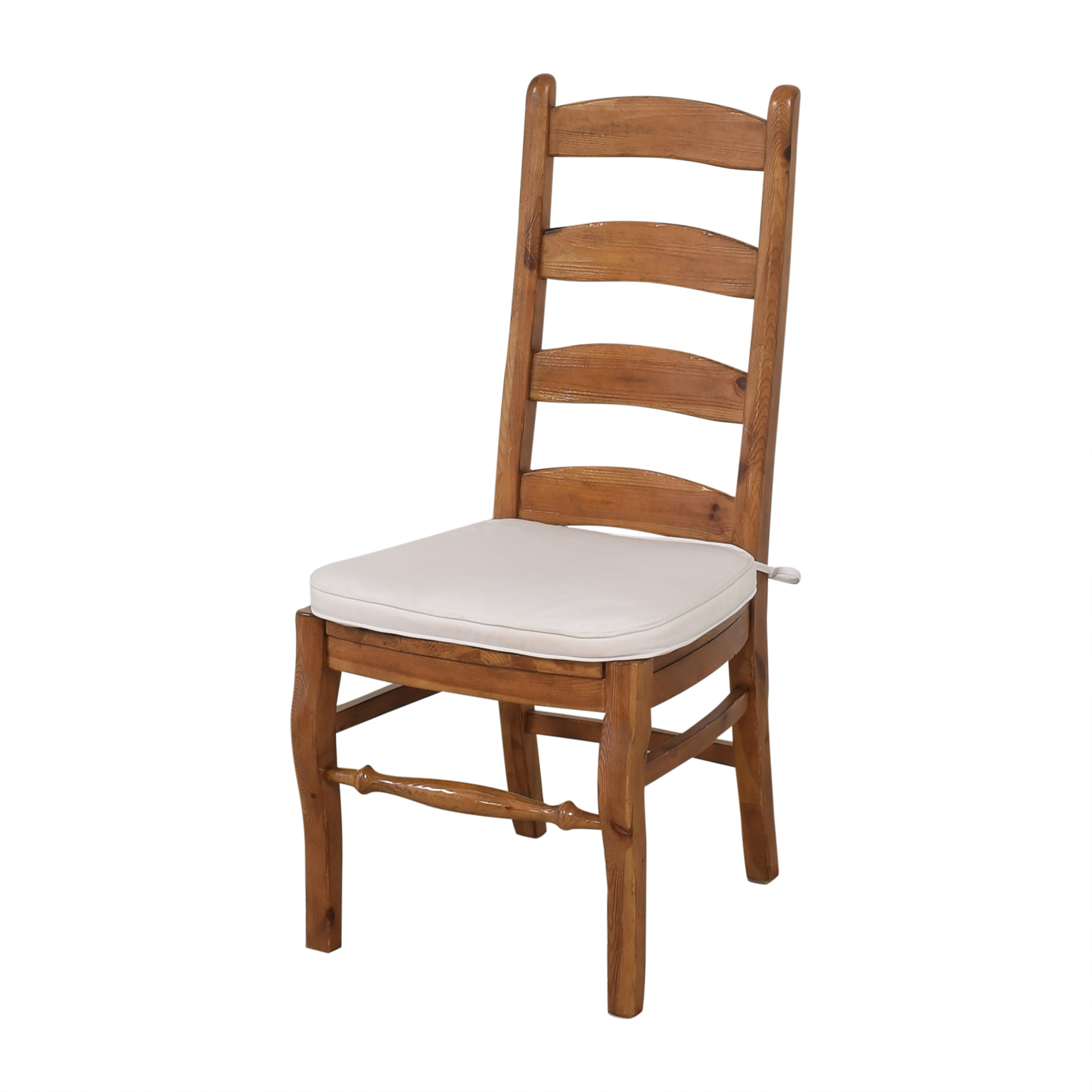 Pottery Barn Pottery Barn Wynn Ladder Back Dining Chairs Chairs
