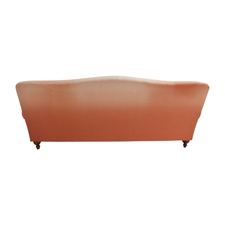 Camelback Roll Arm Sofa Classic Sofas